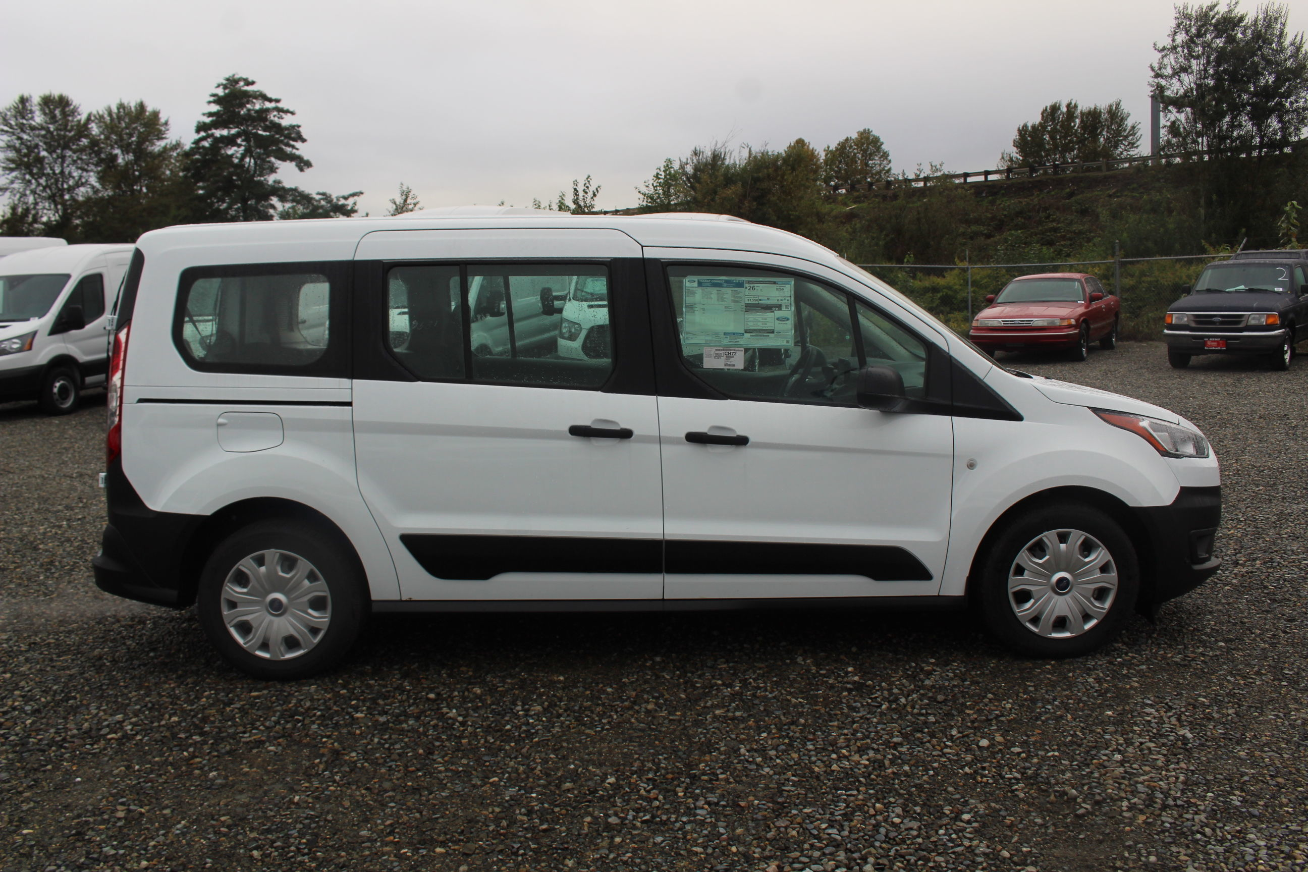 2020 Transit Connect, Passenger Wagon #E8786 - photo 6