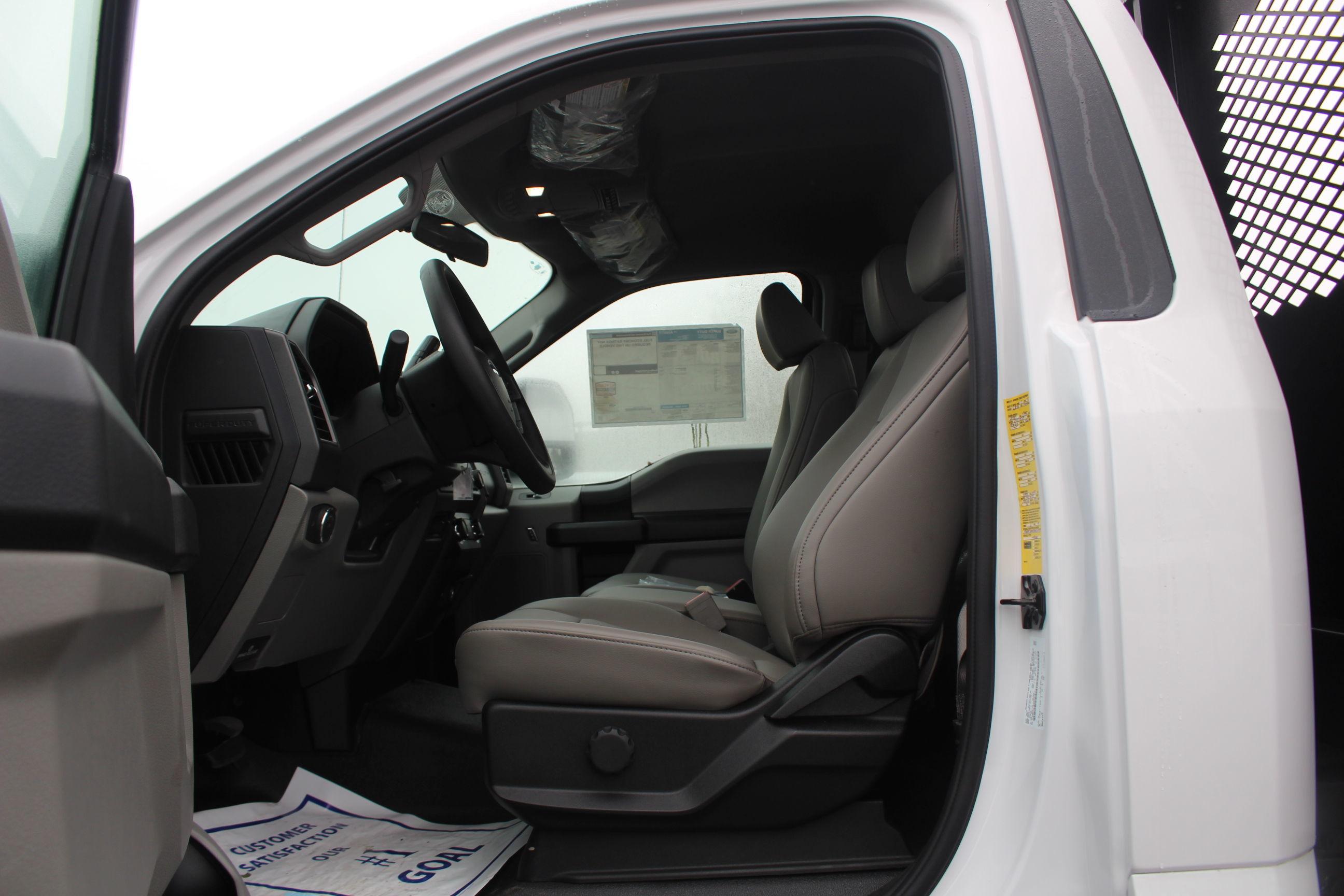 2019 F-350 Regular Cab DRW 4x4, Monroe Work-A-Hauler II Platform Body #E8795 - photo 13