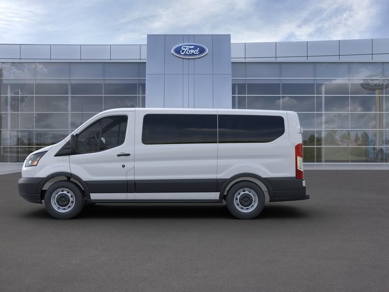2019 Ford Transit 150 Low Roof 4x2, Passenger Wagon #E8832 - photo 4