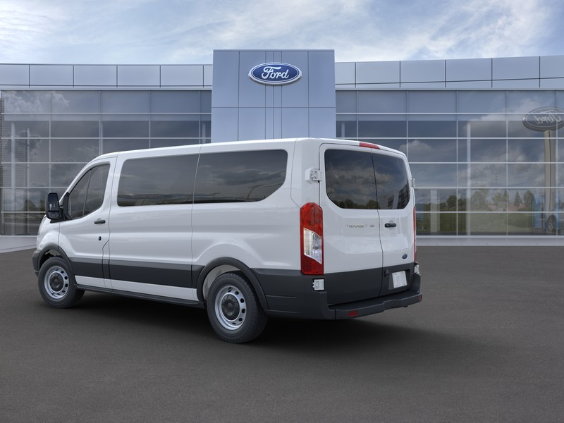 2019 Ford Transit 150 Low Roof 4x2, Passenger Wagon #E8832 - photo 1