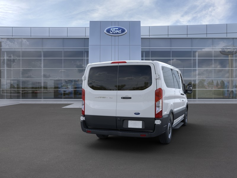2019 Ford Transit 150 Low Roof 4x2, Passenger Wagon #E8832 - photo 7