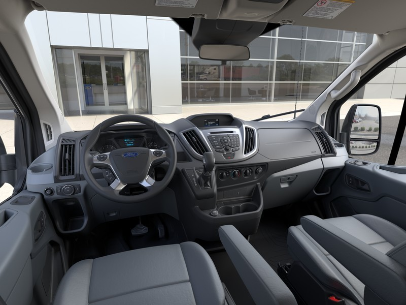 2019 Ford Transit 150 Low Roof 4x2, Passenger Wagon #E8832 - photo 8