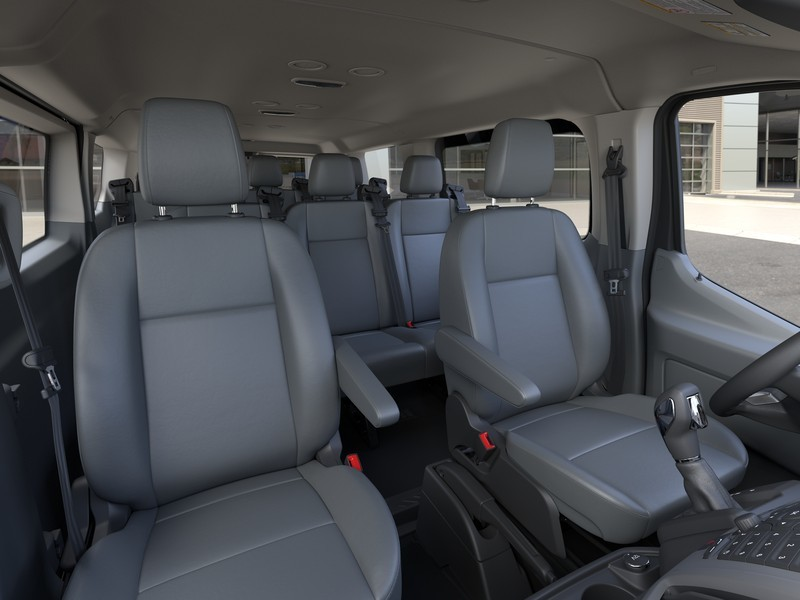2019 Ford Transit 150 Low Roof 4x2, Passenger Wagon #E8832 - photo 9