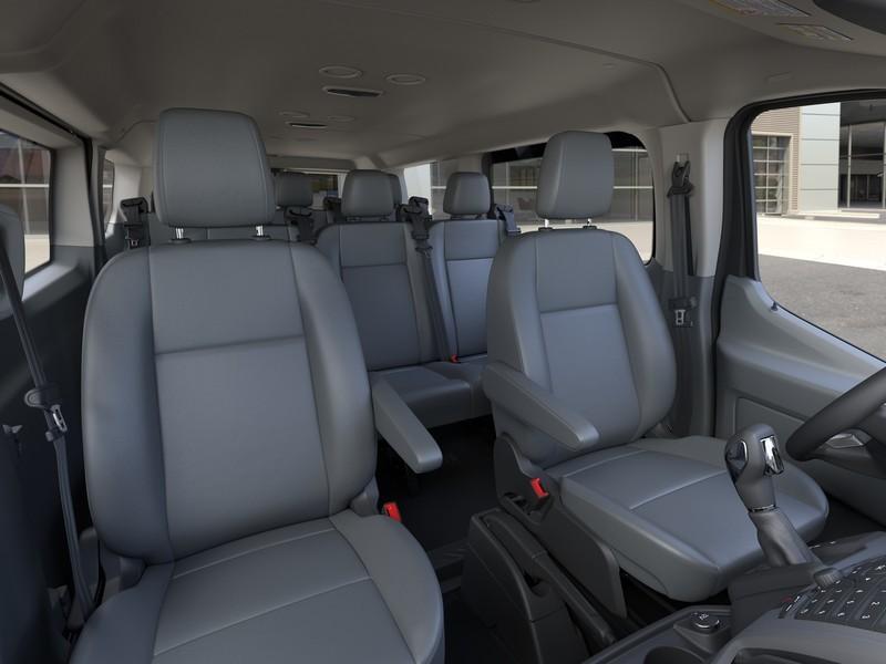 2019 Ford Transit 150 Low Roof 4x2, Passenger Wagon #E8832 - photo 10