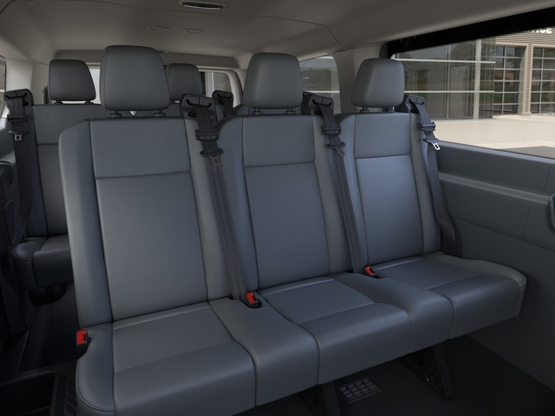 2019 Ford Transit 150 Low Roof 4x2, Passenger Wagon #E8832 - photo 10