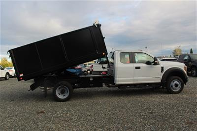 2019 F-450 Super Cab DRW 4x2, PMI Landscape Dump #E8841 - photo 5