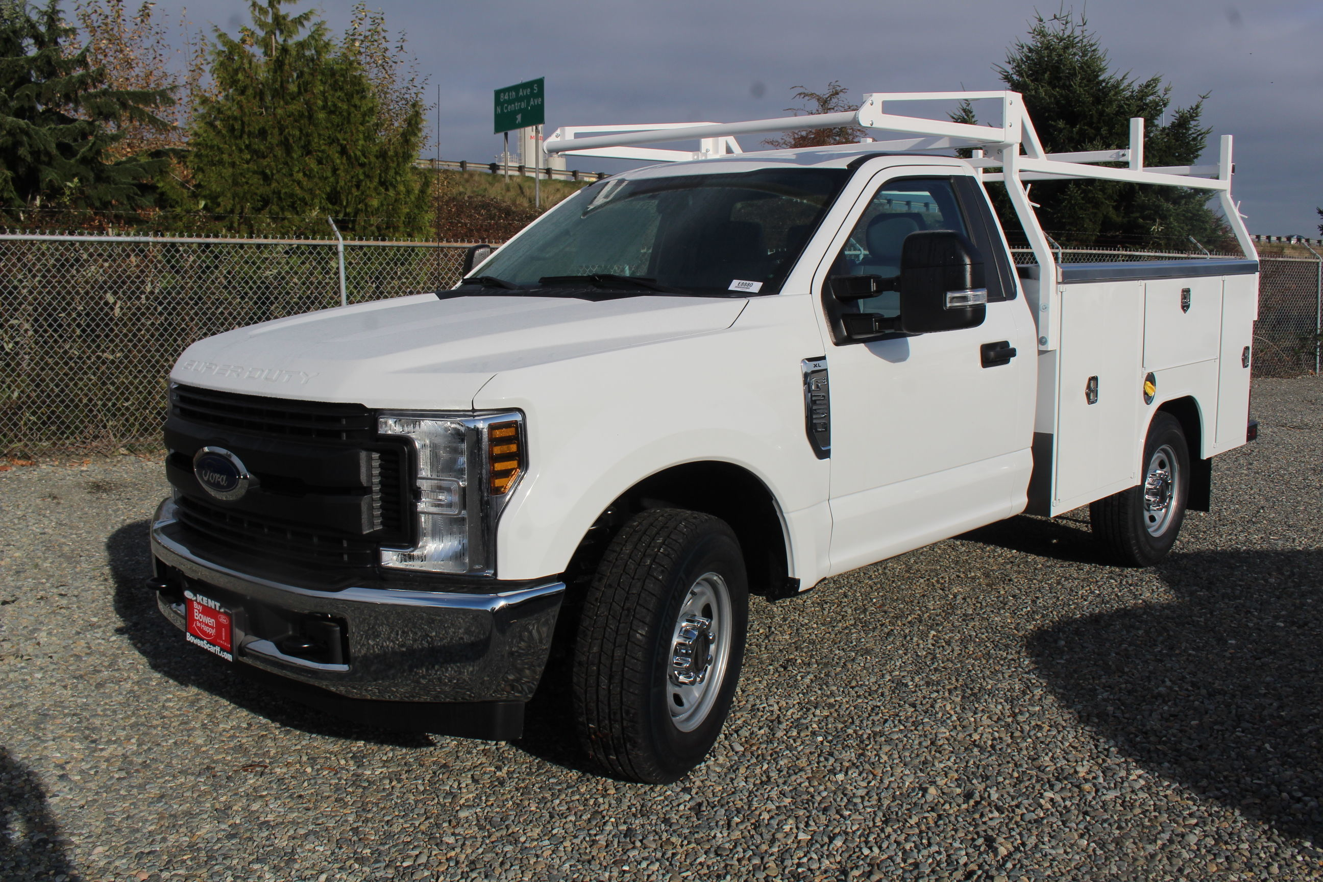 2019 F-250 Regular Cab 4x2, Harbor Service Body #E8880 - photo 1