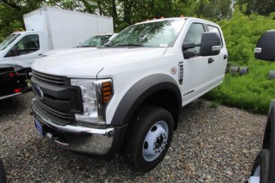 2019 Ford F-550 Crew Cab DRW 4x2, Cab Chassis #E8931 - photo 21