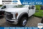 2019 Ford F-550 Crew Cab DRW 4x2, Cab Chassis #E8931 - photo 1