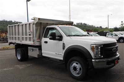 2019 Ford F-450 Regular Cab DRW 4x2, Monroe MTE-Zee Landscape Dump #E8951 - photo 4