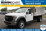2019 Ford F-450 Regular Cab DRW 4x2, Monroe MTE-Zee Landscape Dump #E8951 - photo 1