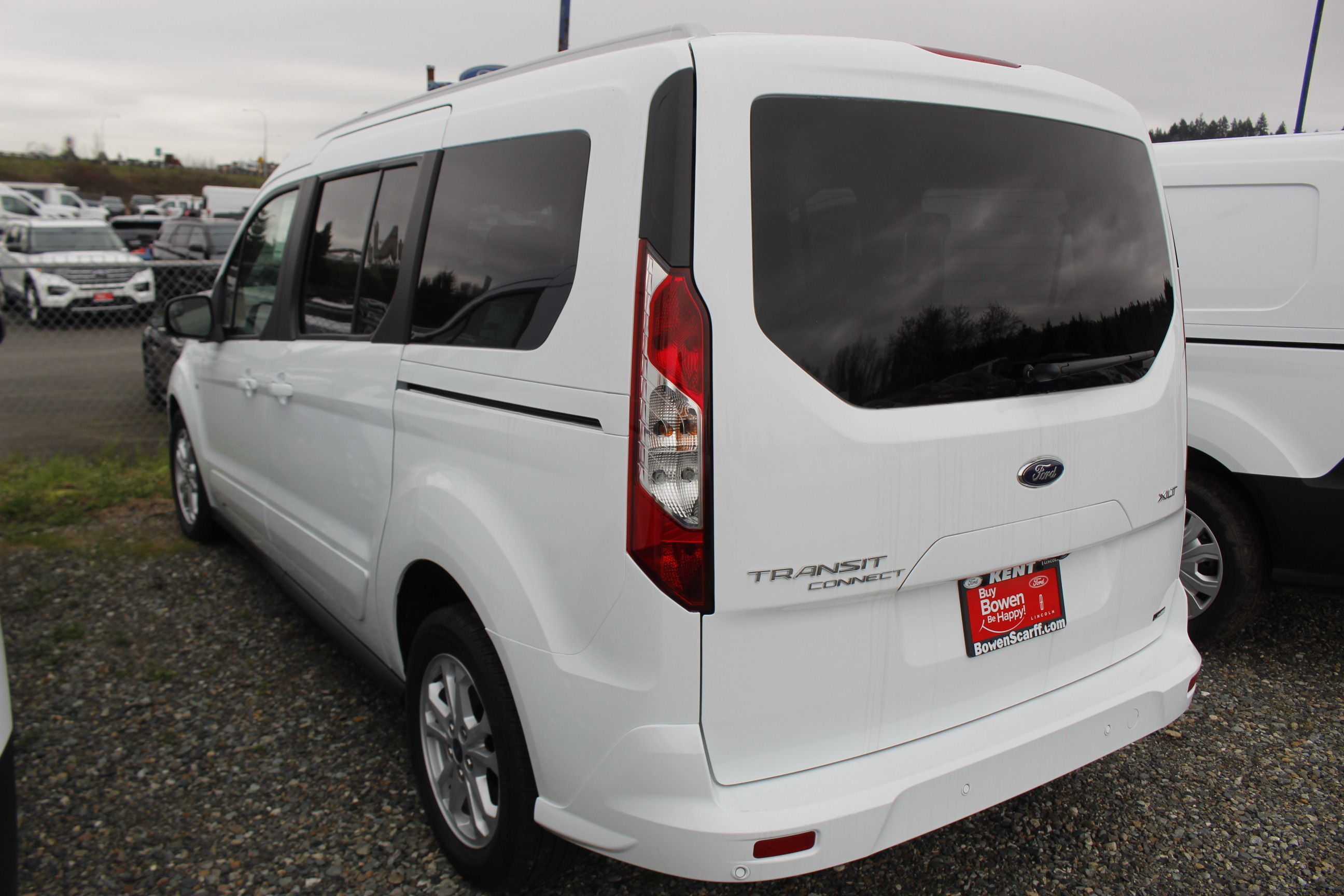 2020 Transit Connect, Passenger Wagon #E8968 - photo 1