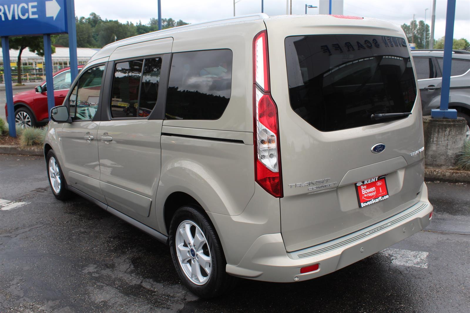 2016 Transit Connect 4x2, Passenger Wagon #E8980B - photo 2