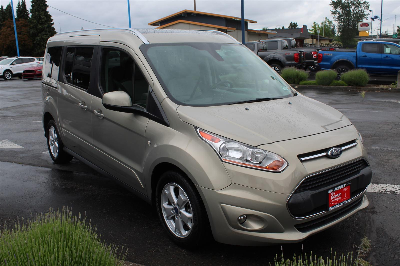2016 Transit Connect 4x2, Passenger Wagon #E8980B - photo 4