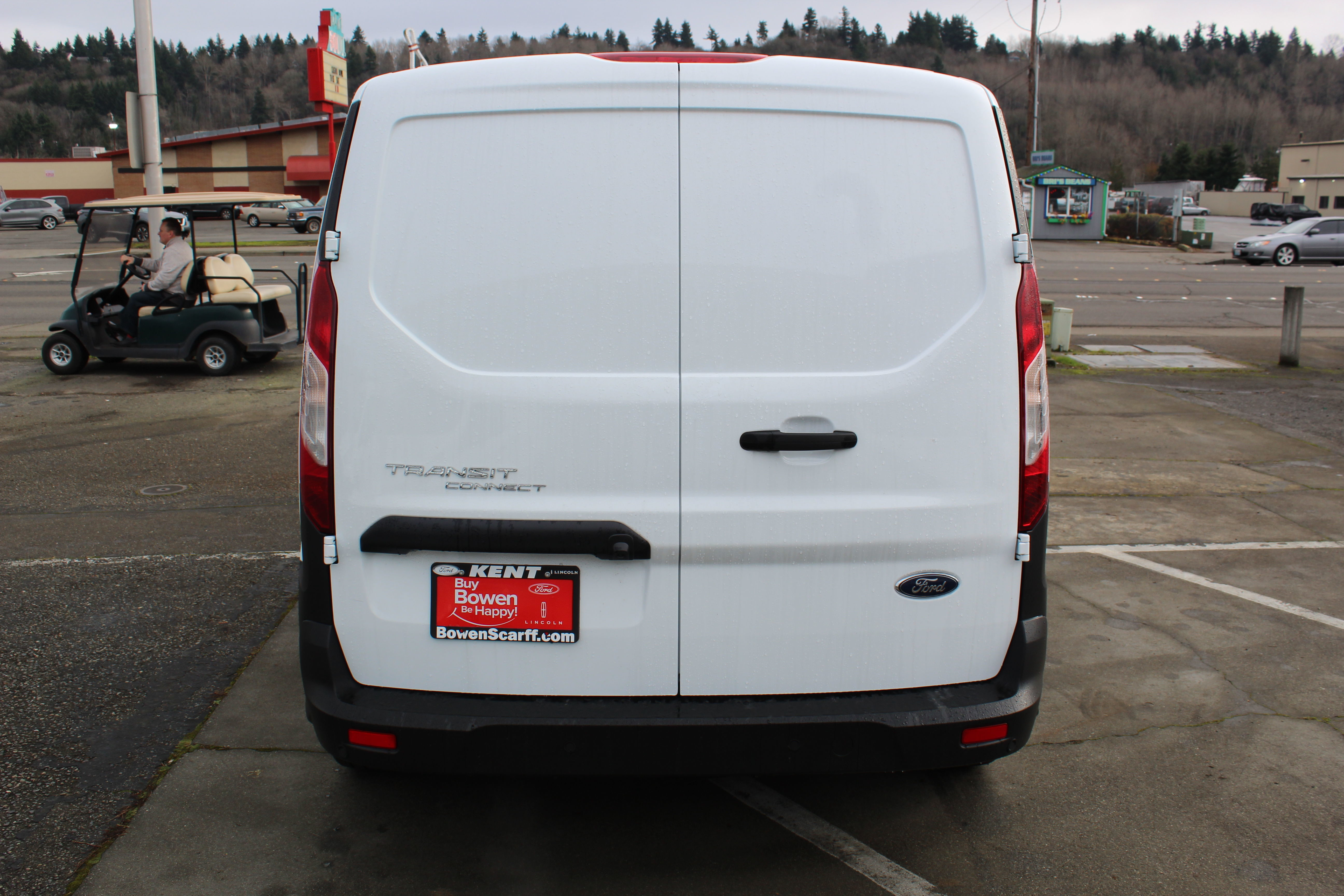 2020 Ford Transit Connect, Empty Cargo Van #E8989 - photo 11