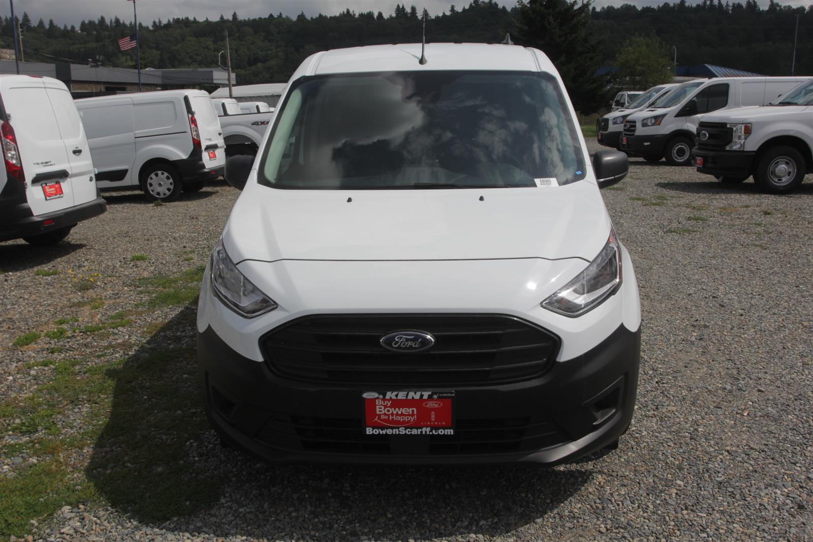 2020 Ford Transit Connect, Empty Cargo Van #E8989 - photo 4