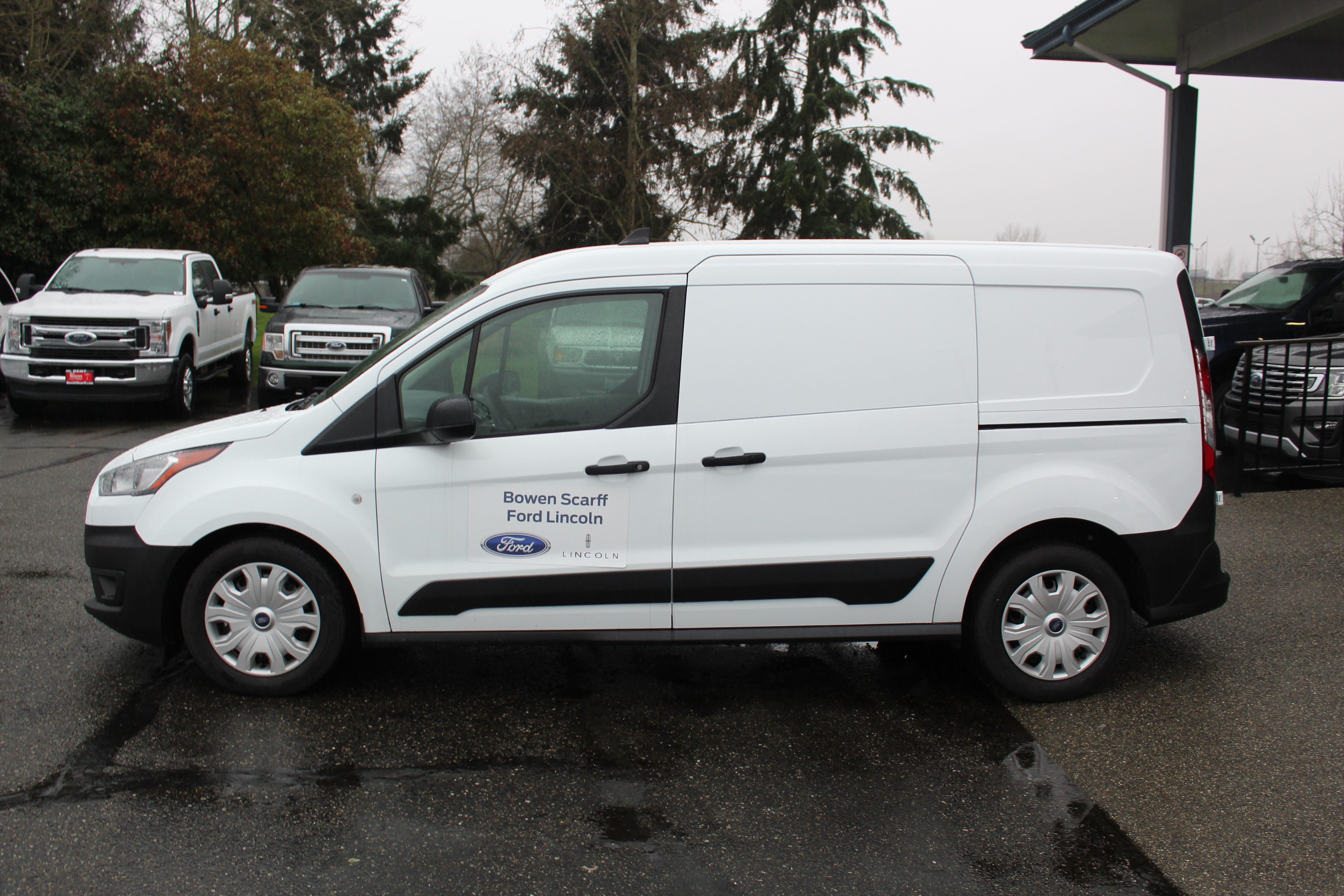 2020 Ford Transit Connect, Empty Cargo Van #E9029 - photo 11