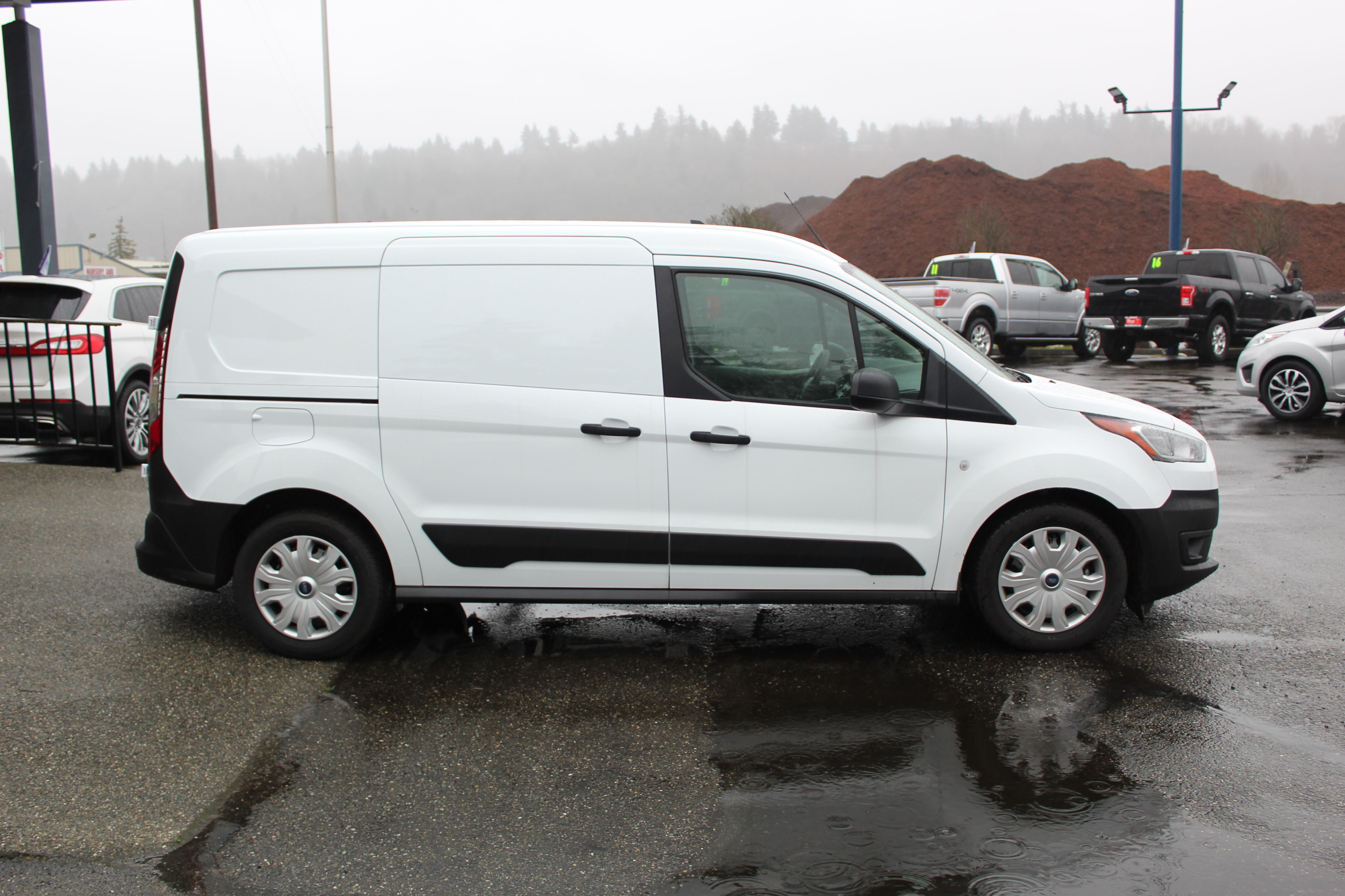 2020 Ford Transit Connect, Empty Cargo Van #E9029 - photo 6