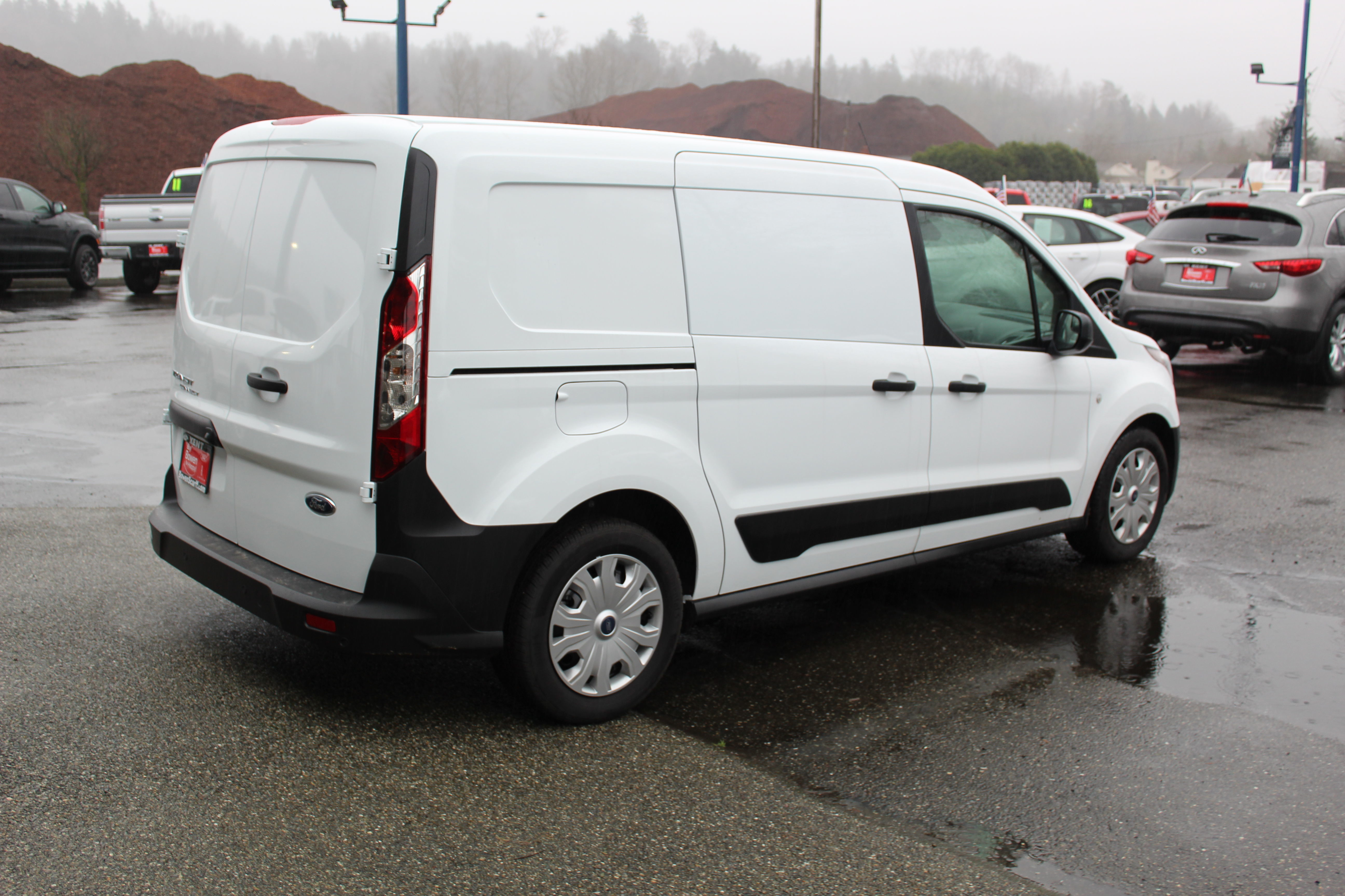2020 Ford Transit Connect, Empty Cargo Van #E9029 - photo 7