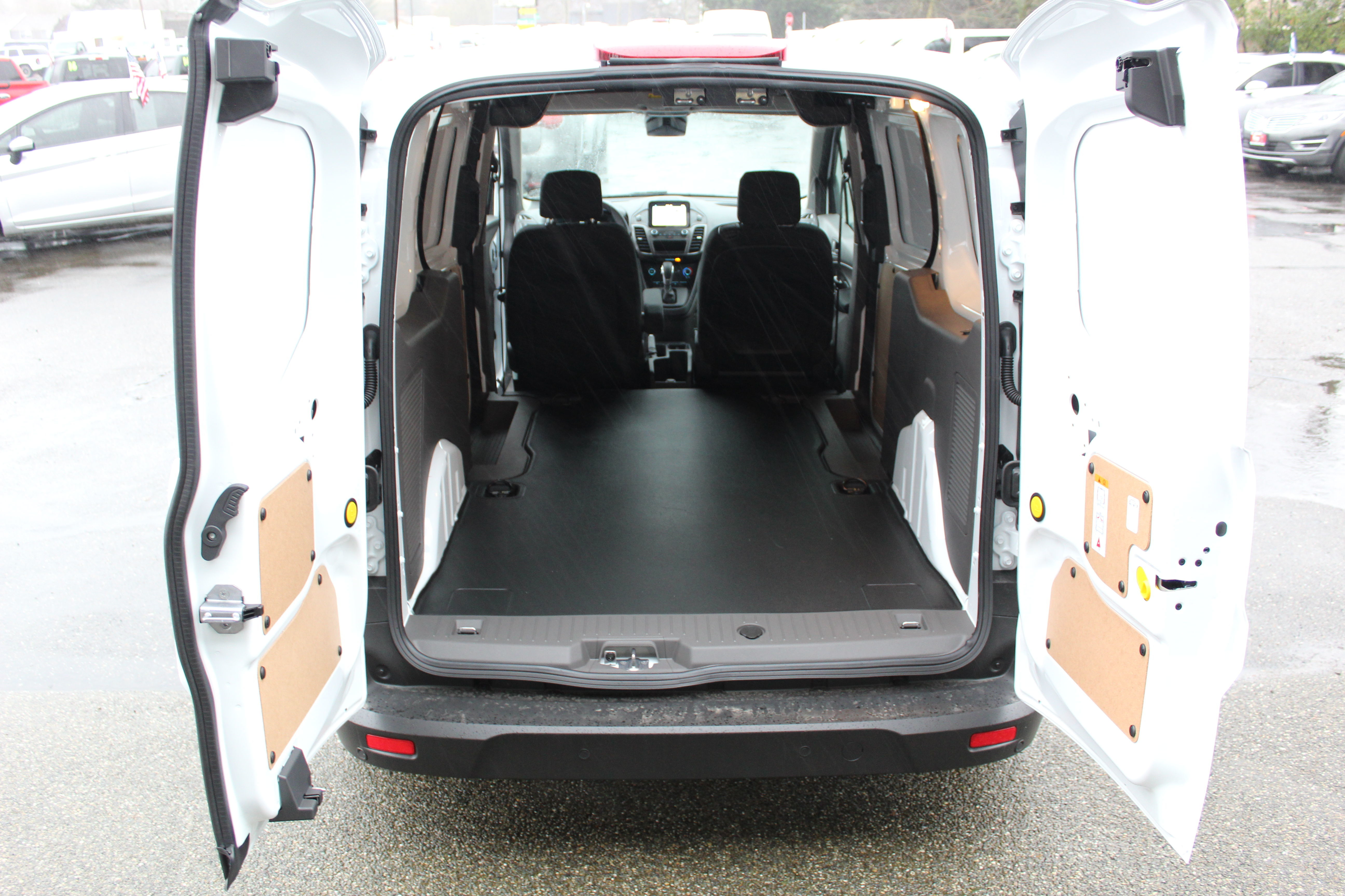 2020 Ford Transit Connect, Empty Cargo Van #E9029 - photo 2