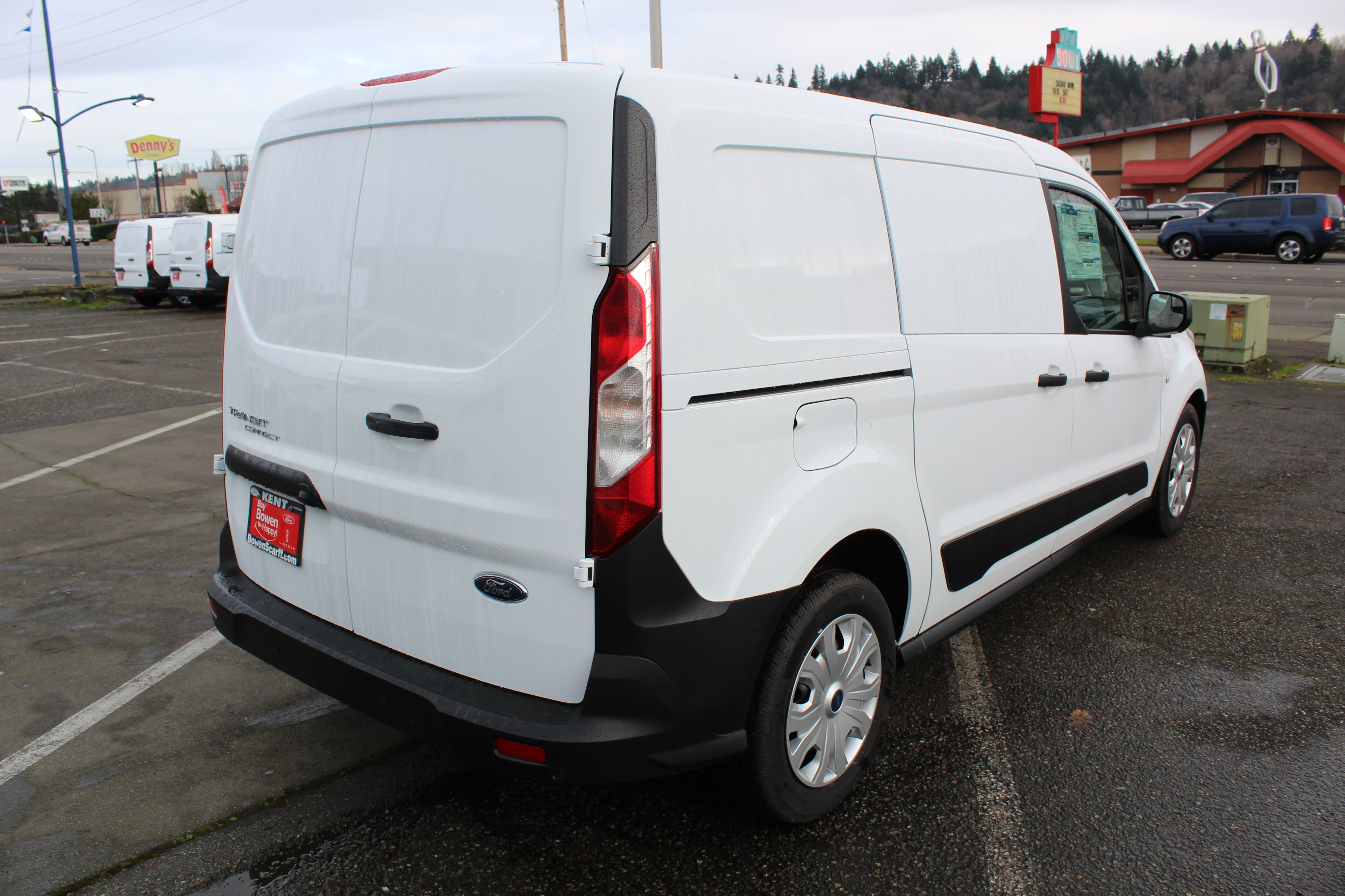 2020 Ford Transit Connect, Empty Cargo Van #E9035 - photo 10