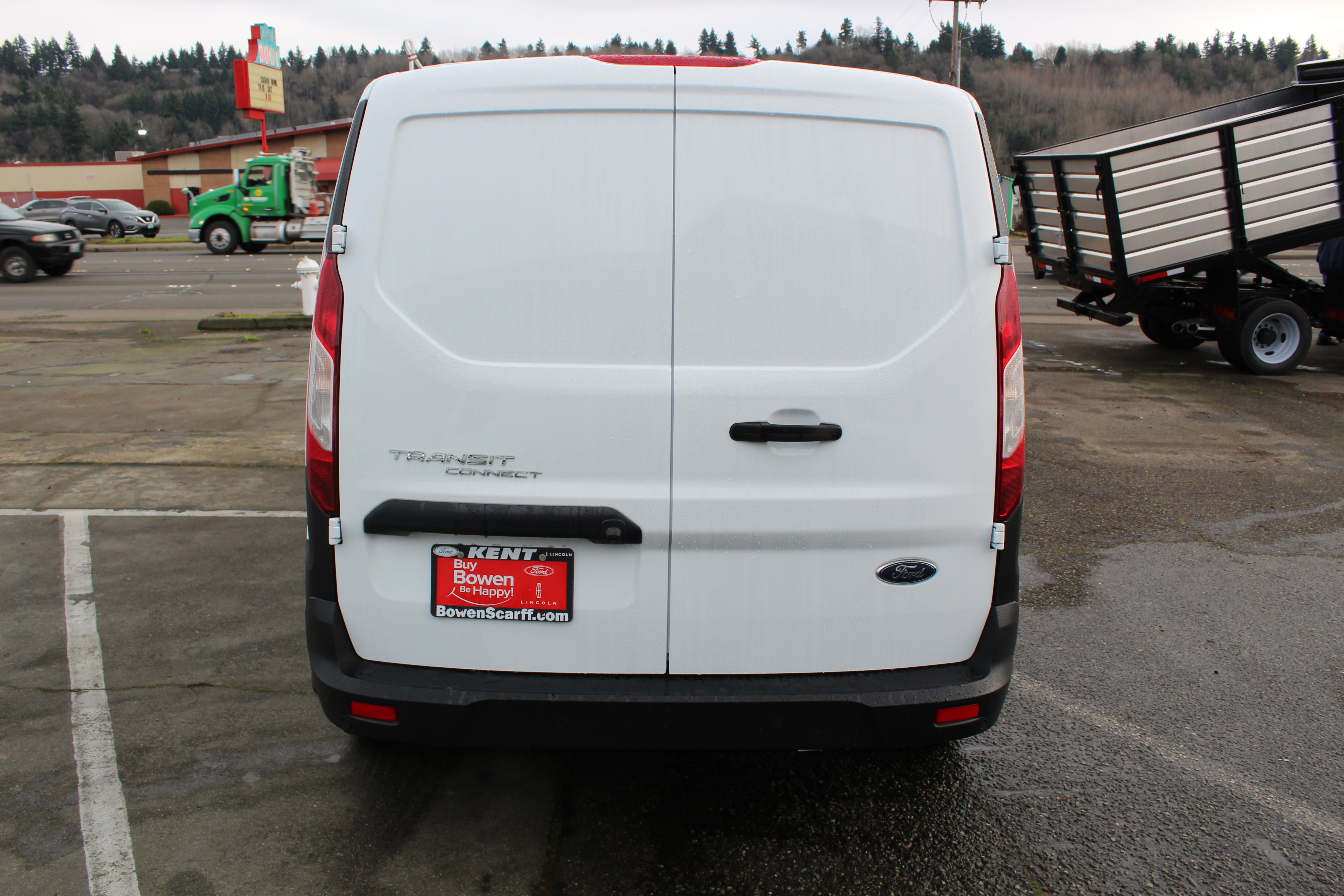 2020 Ford Transit Connect, Empty Cargo Van #E9035 - photo 11