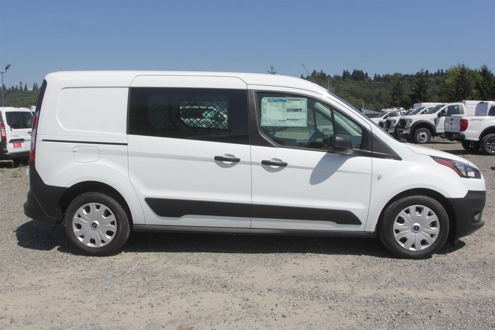 2020 Ford Transit Connect, Empty Cargo Van #E9035 - photo 5