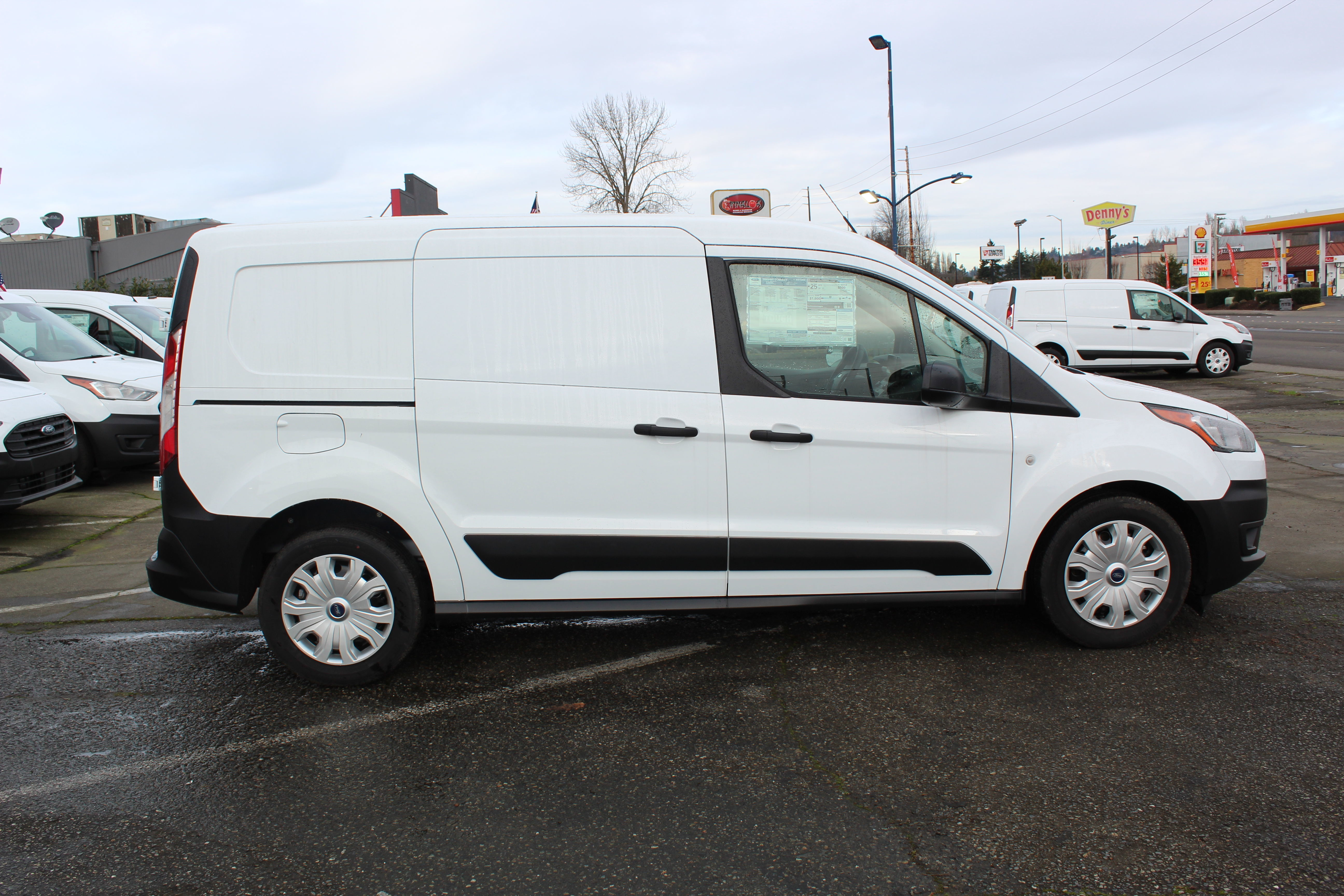 2020 Ford Transit Connect, Empty Cargo Van #E9035 - photo 6