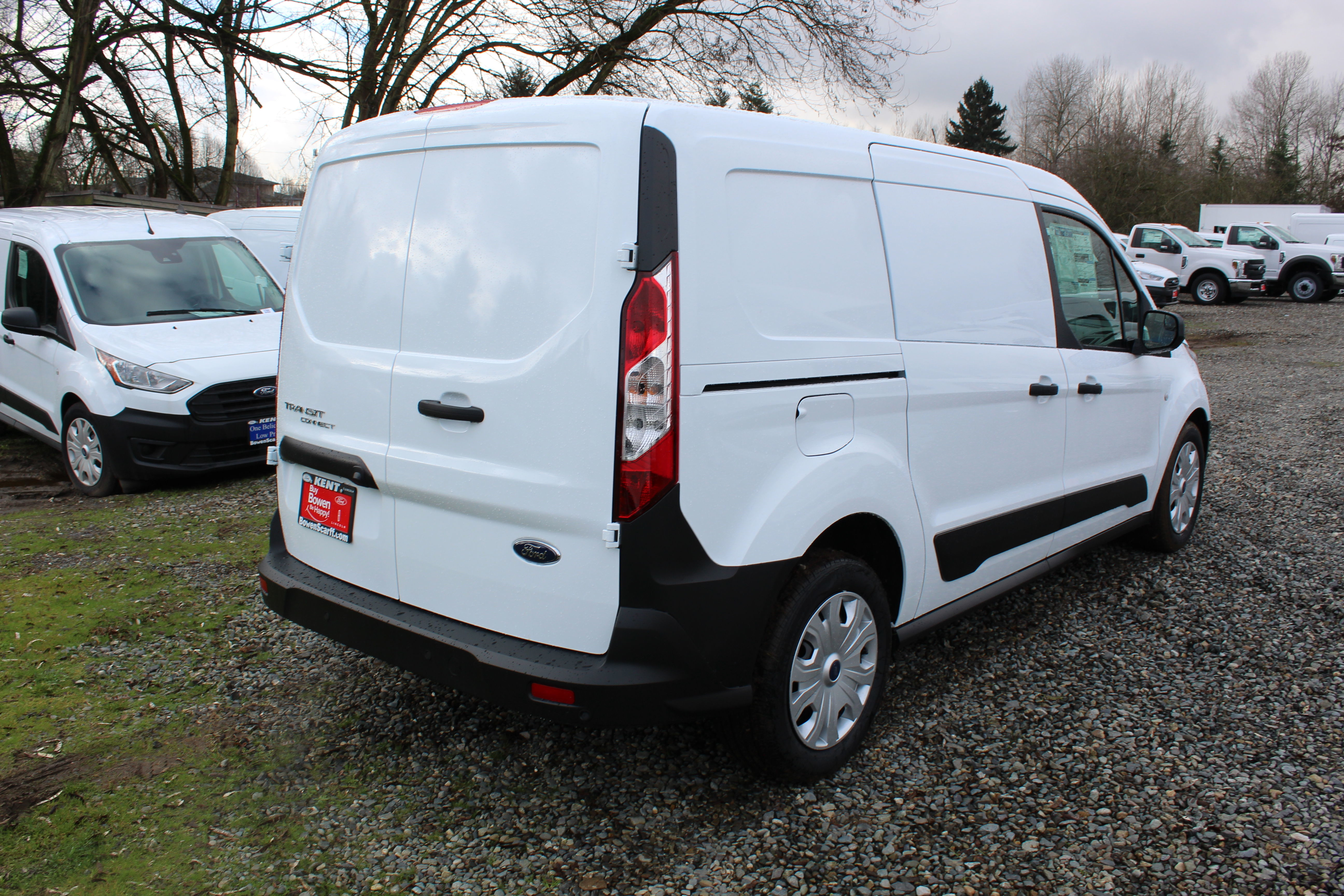 2020 Ford Transit Connect, Empty Cargo Van #E9037 - photo 6