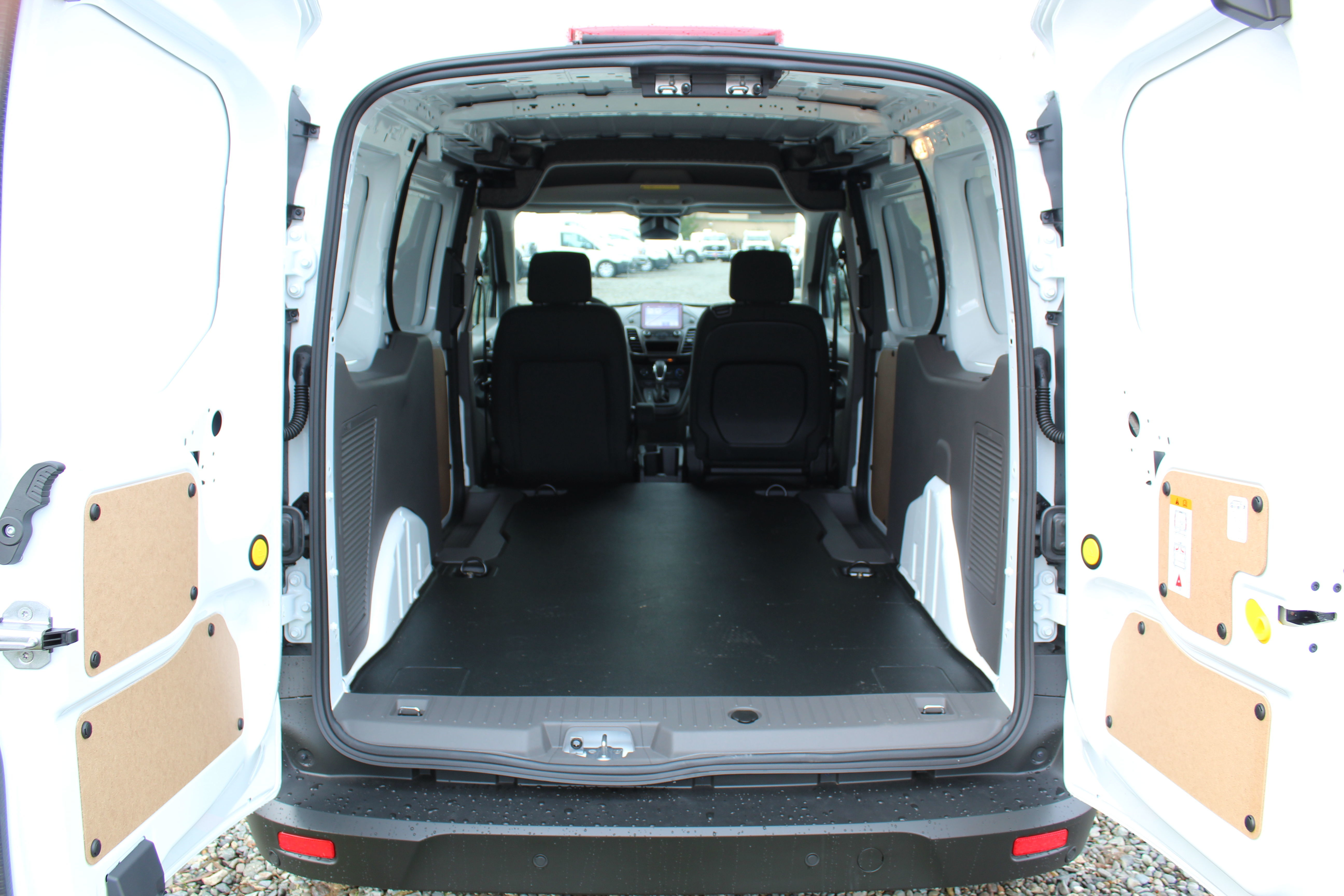 2020 Transit Connect, Empty Cargo Van #E9037 - photo 1