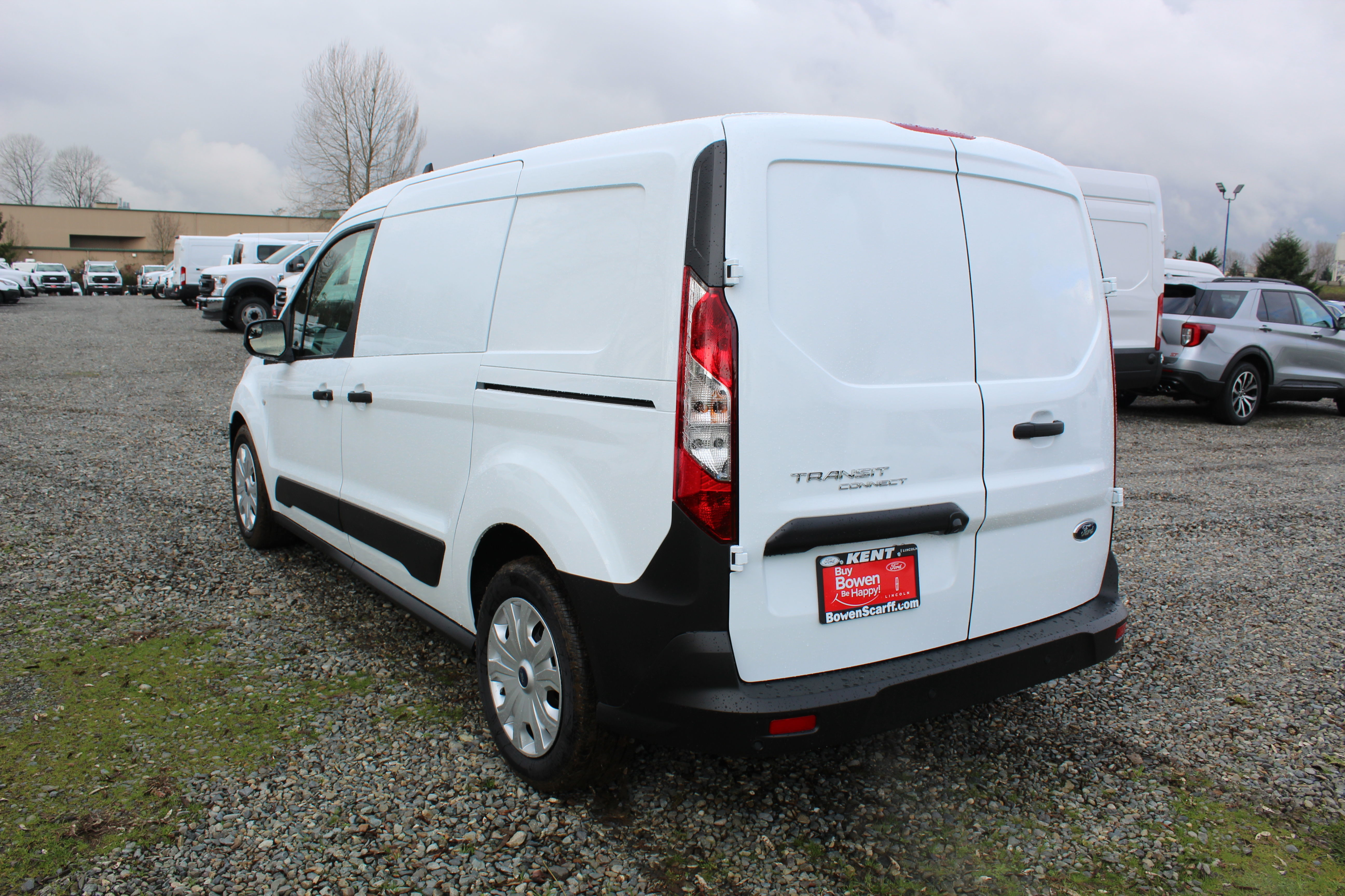 2020 Ford Transit Connect, Empty Cargo Van #E9037 - photo 8
