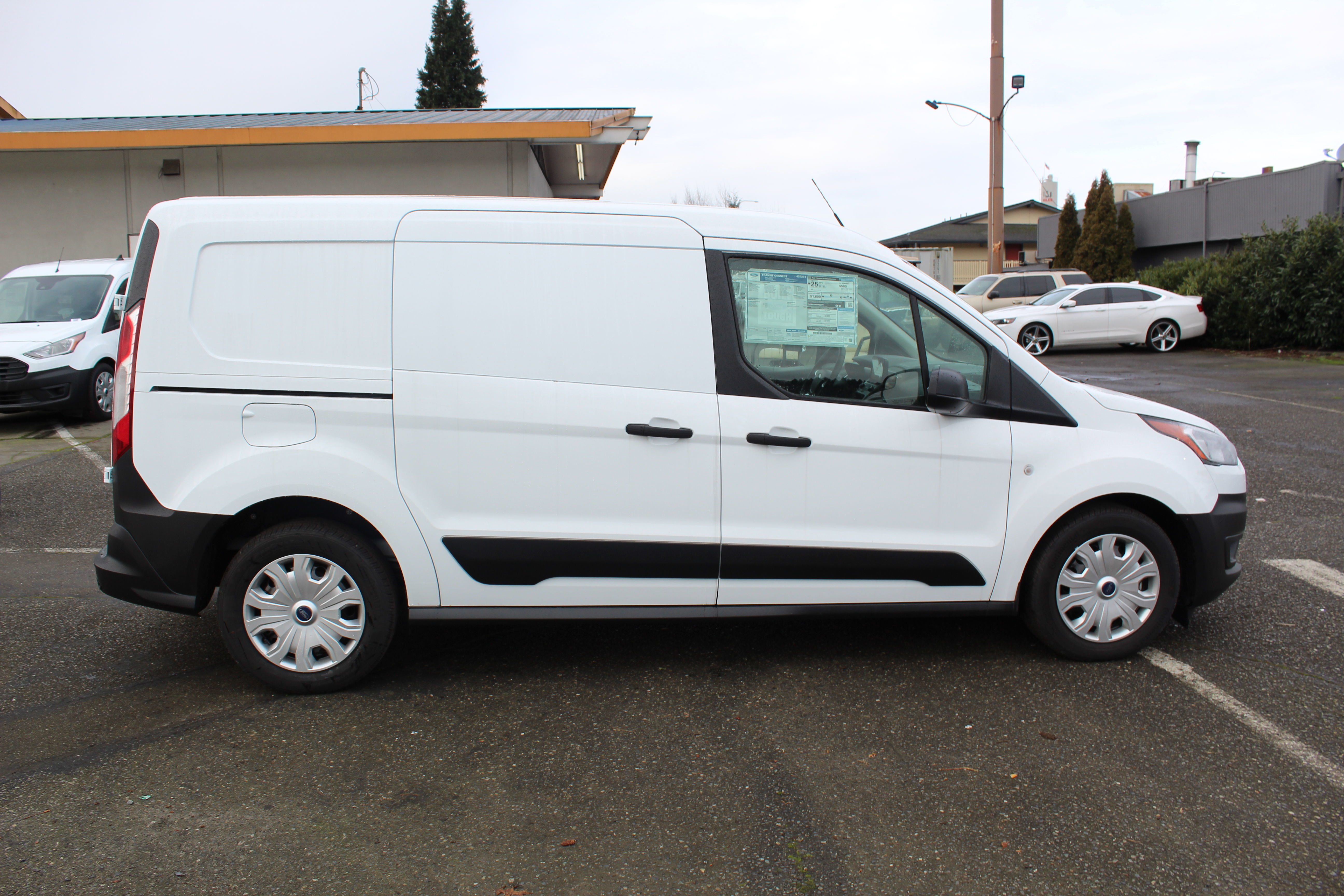 2020 Ford Transit Connect, Empty Cargo Van #E9063 - photo 6