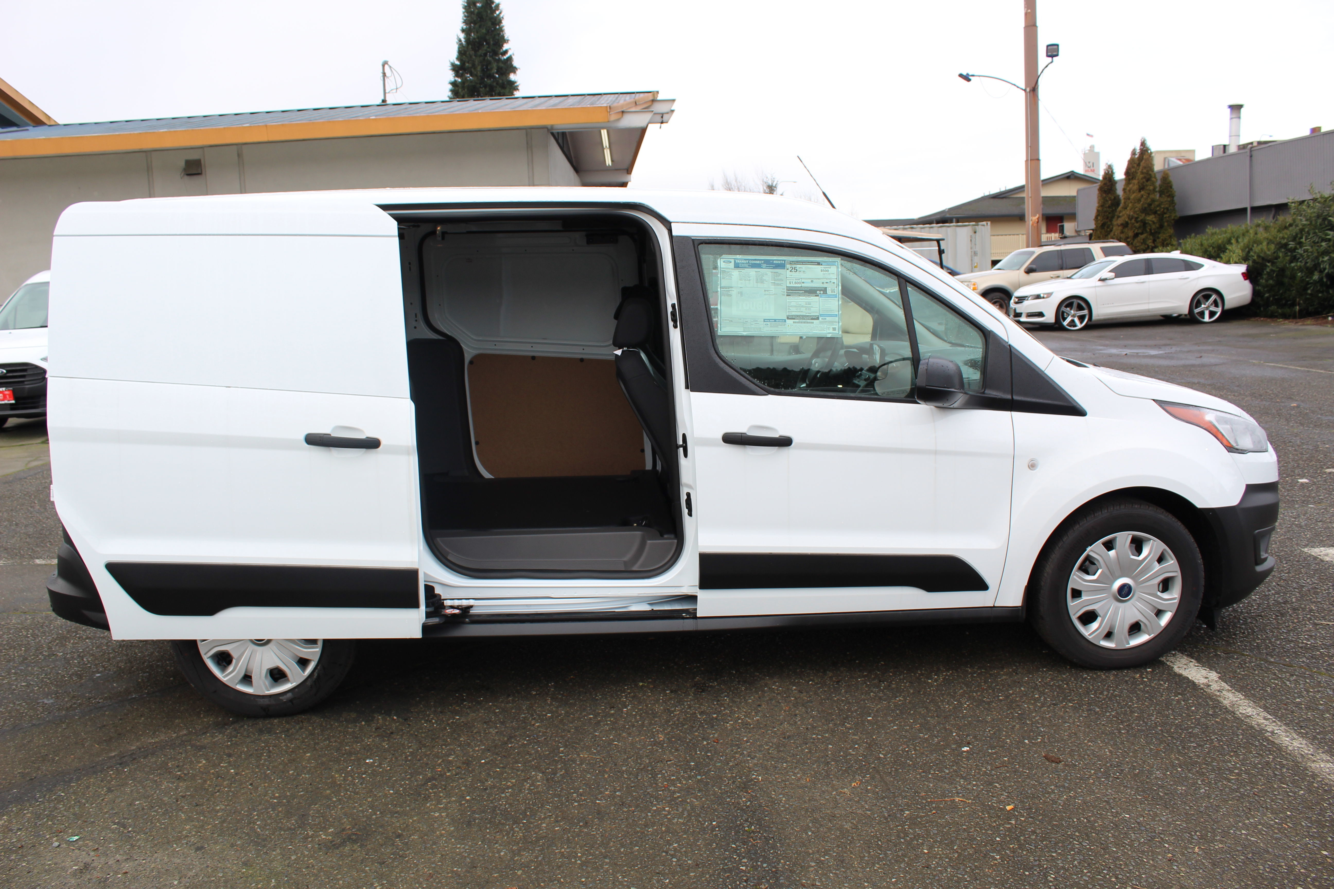 2020 Ford Transit Connect, Empty Cargo Van #E9063 - photo 7