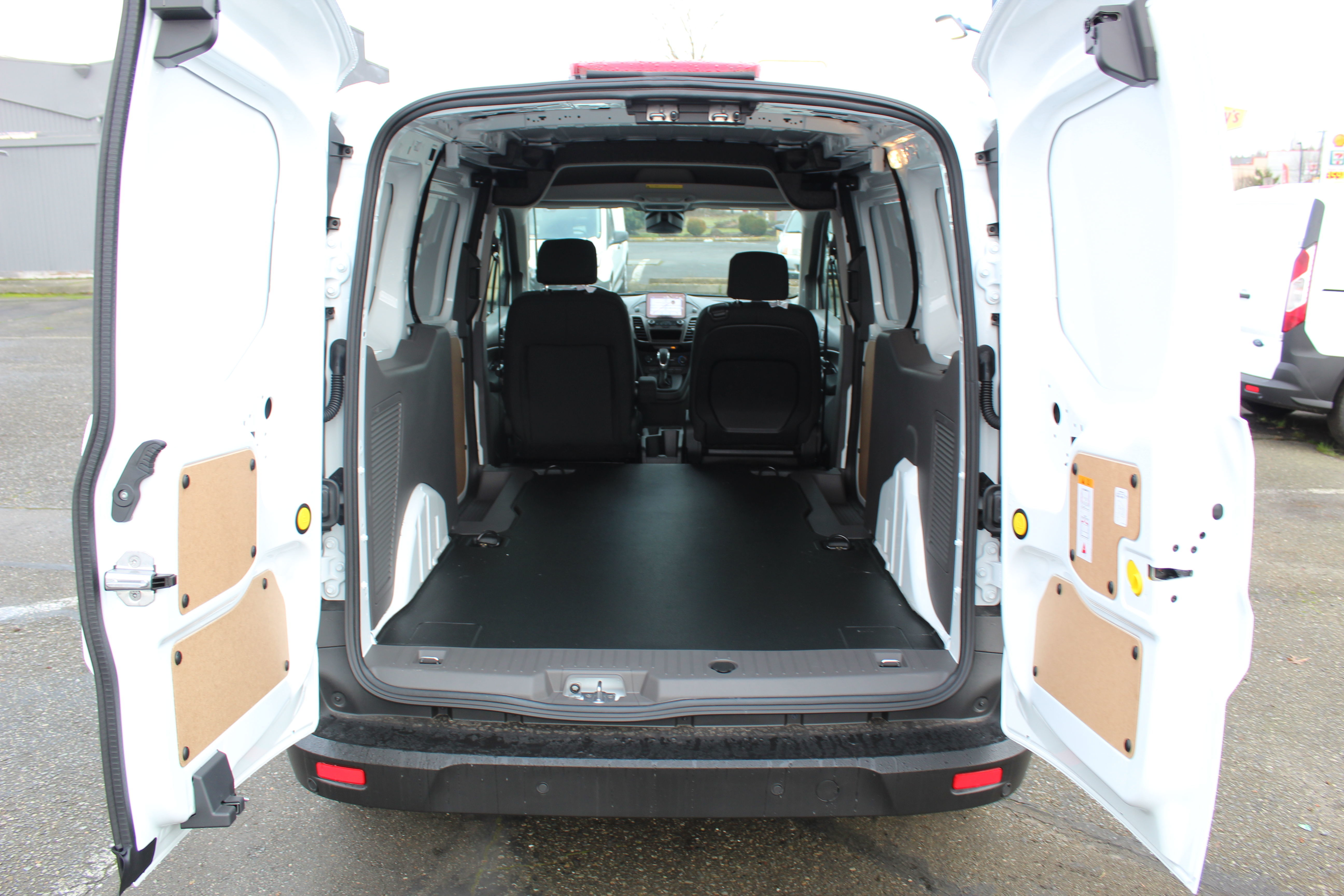 2020 Ford Transit Connect, Empty Cargo Van #E9063 - photo 2