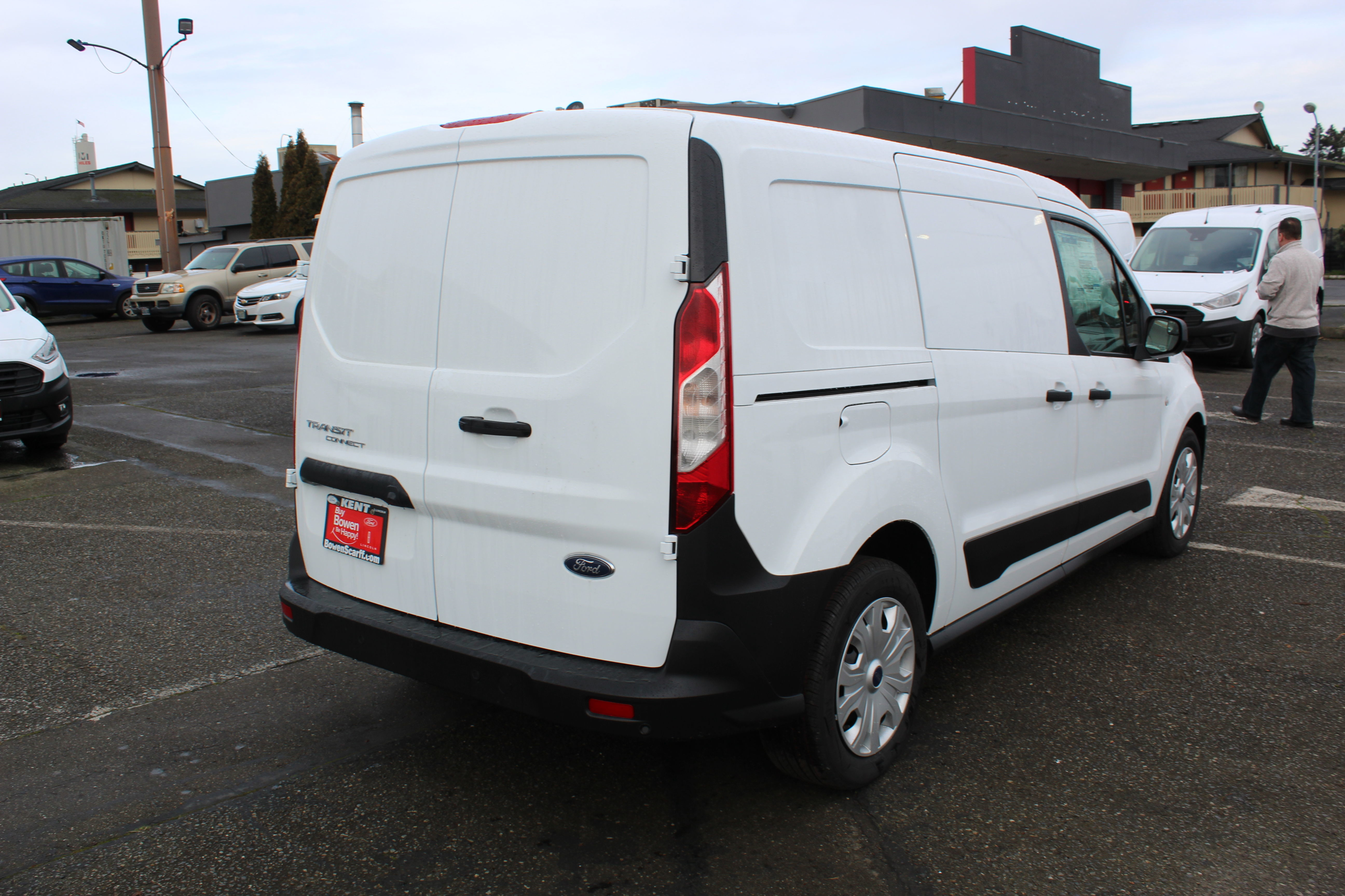 2020 Ford Transit Connect, Empty Cargo Van #E9063 - photo 10