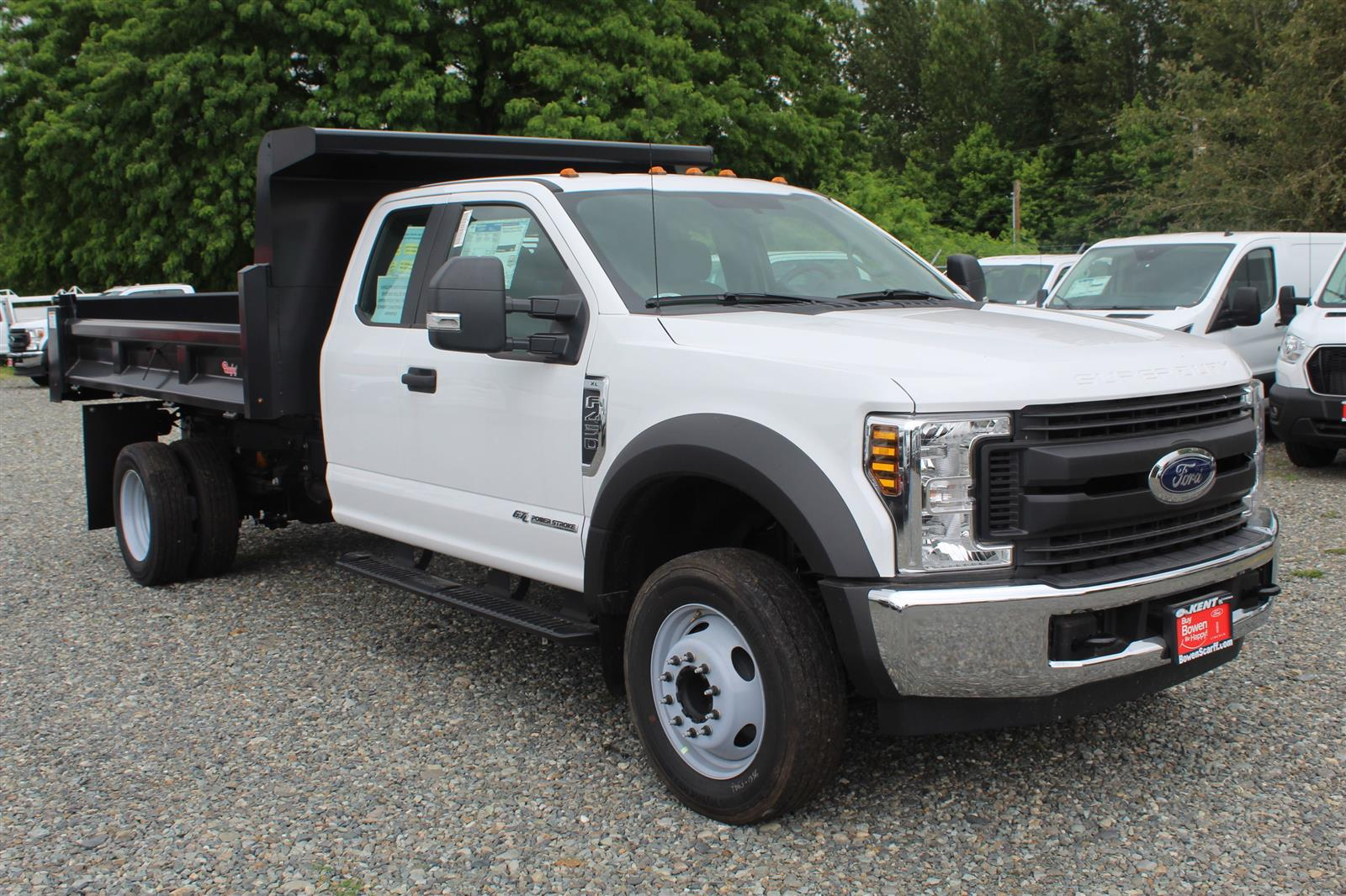 2019 Ford F-450 Super Cab DRW 4x2, Rugby Eliminator LP Steel Dump Body #E9082 - photo 4