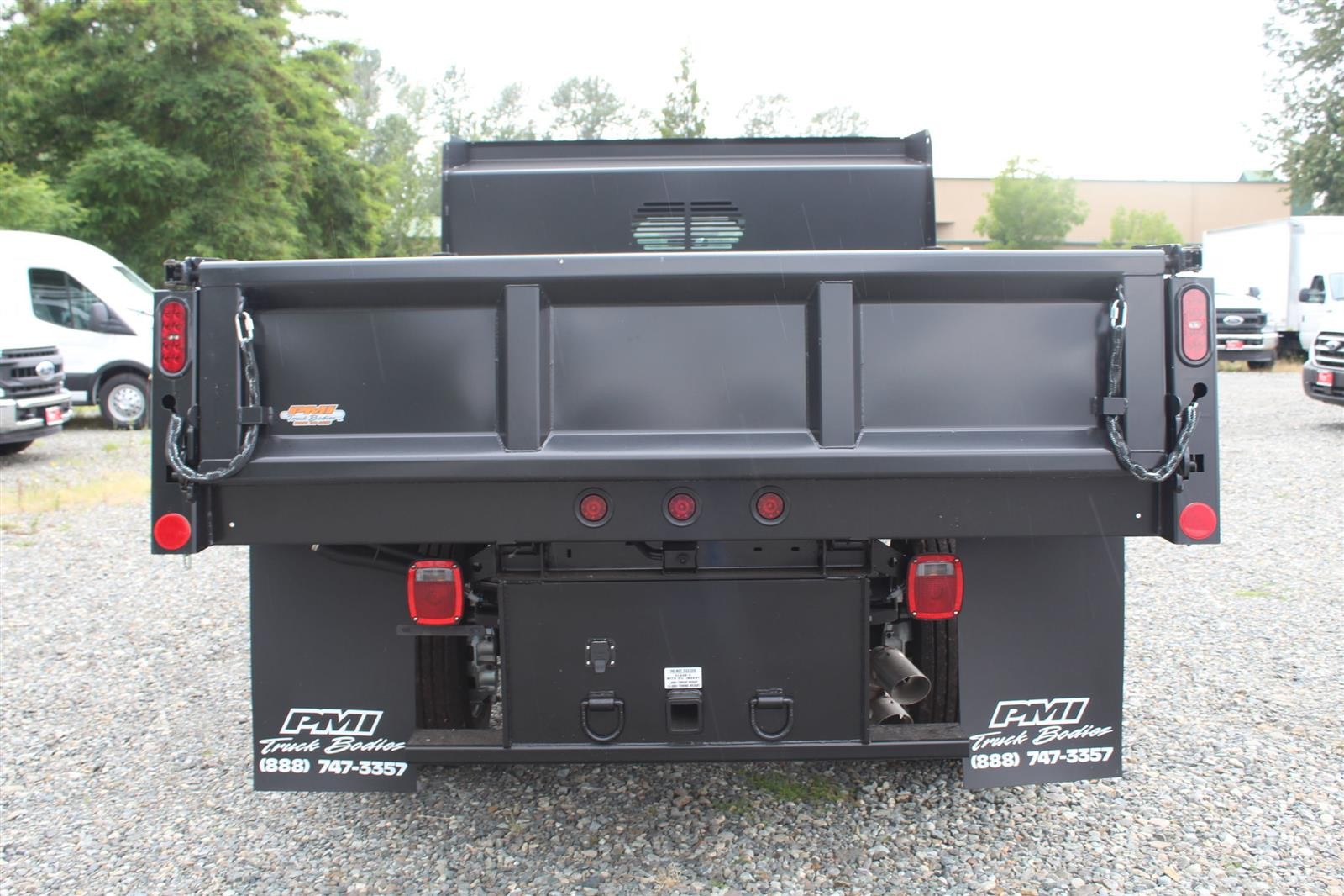 2019 Ford F-450 Super Cab DRW 4x2, Rugby Eliminator LP Steel Dump Body #E9082 - photo 8