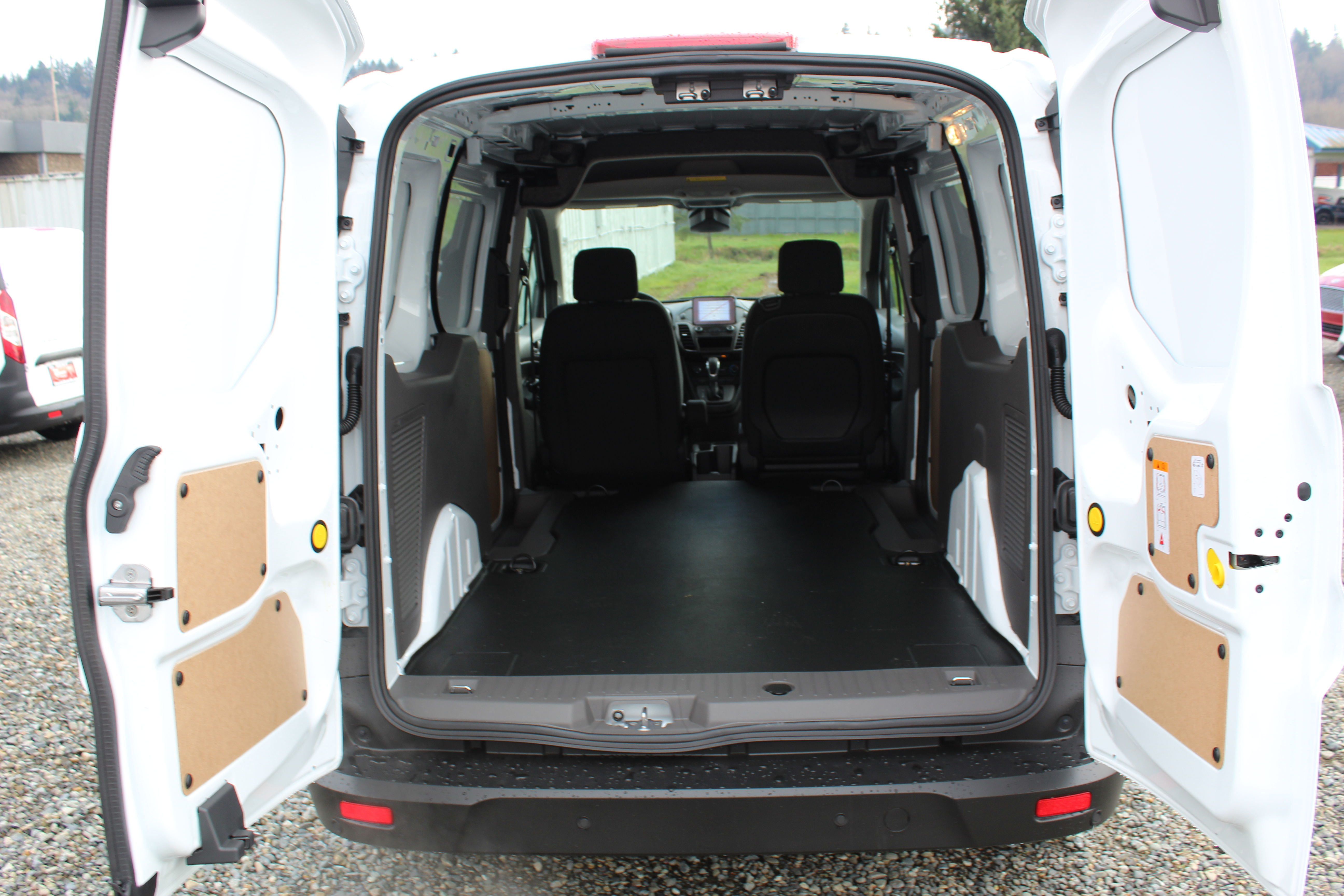 2020 Transit Connect, Empty Cargo Van #E9149 - photo 2