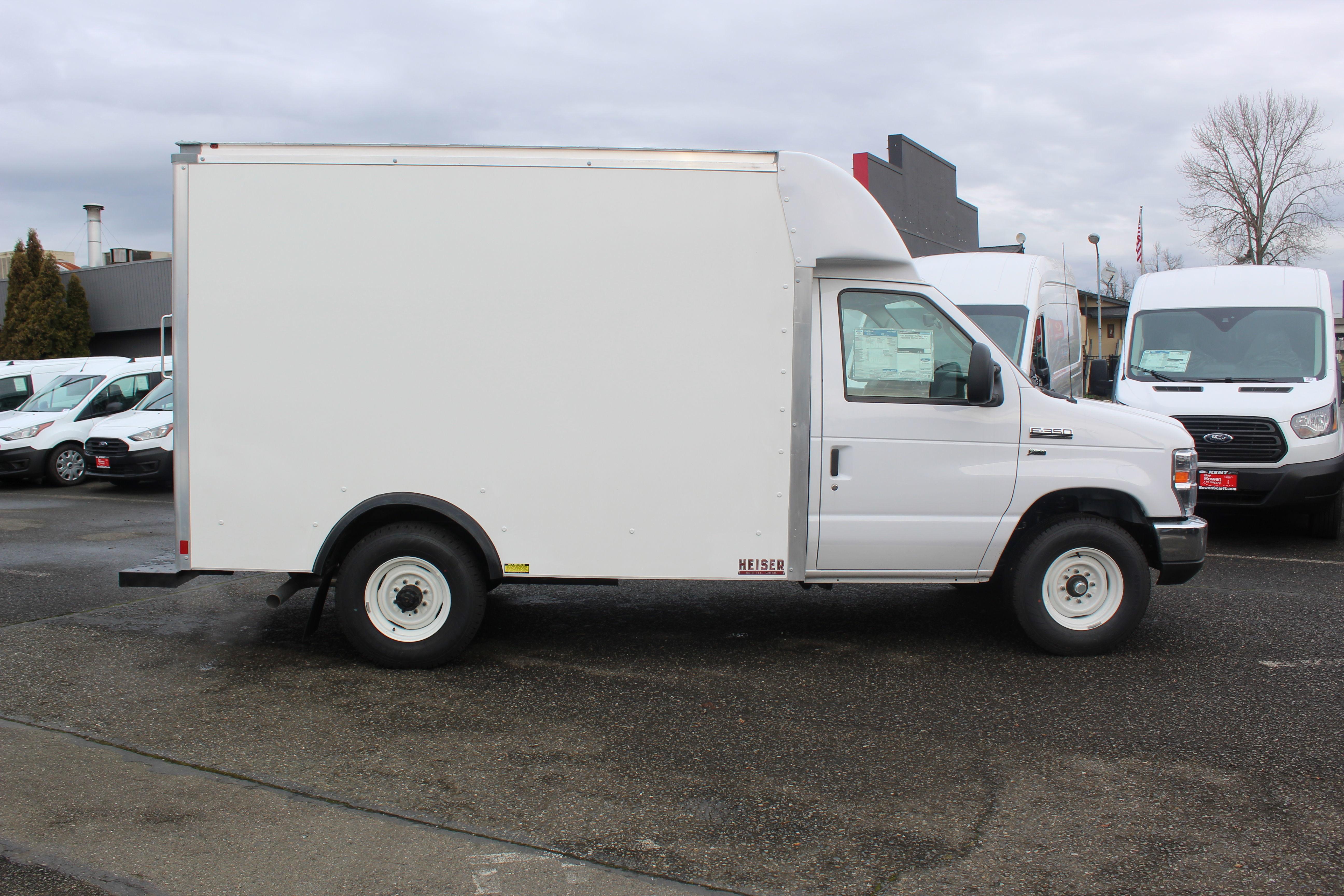 2019 E-350 4x2, Supreme Spartan Cargo Cutaway Van #E9150 - photo 7