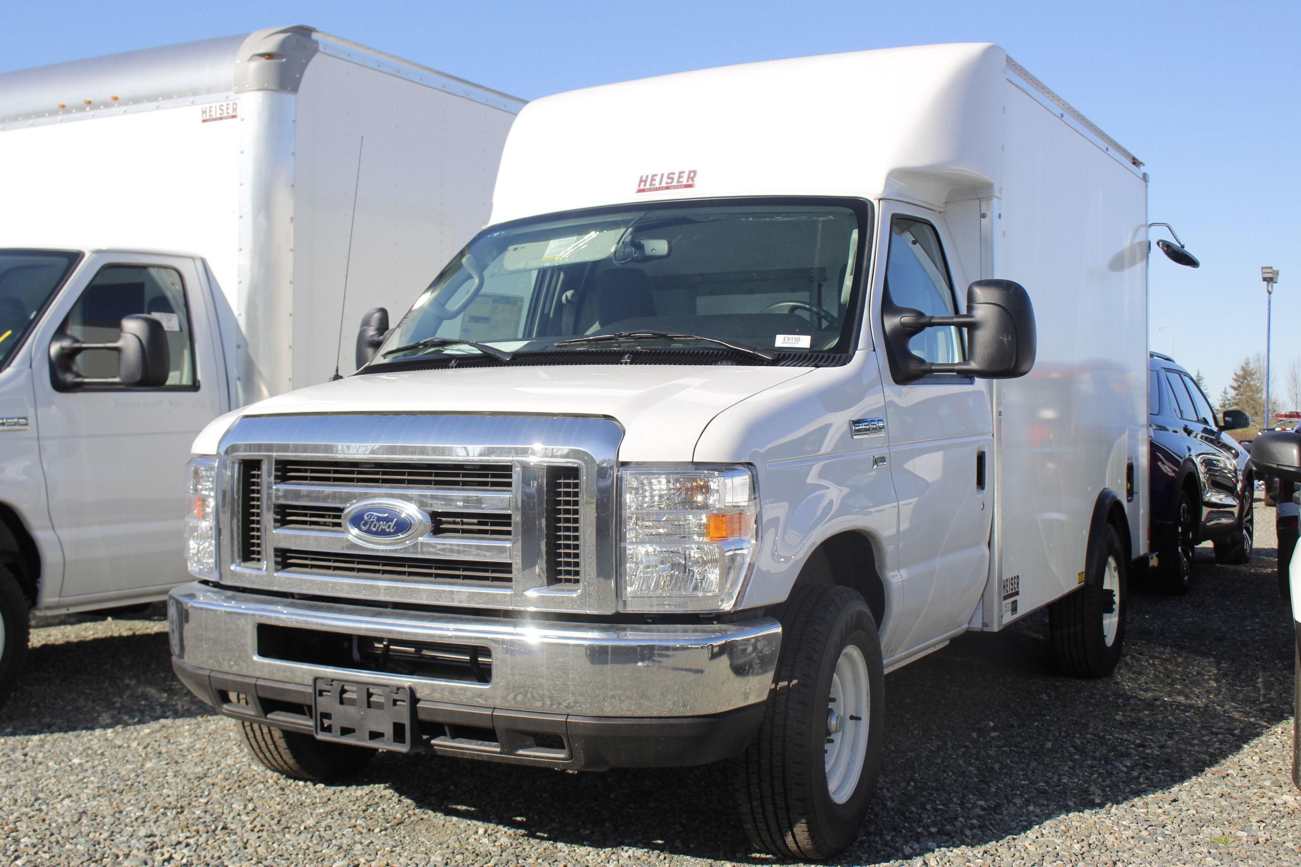 2019 E-350 4x2, Supreme Spartan Cargo Cutaway Van #E9150 - photo 1