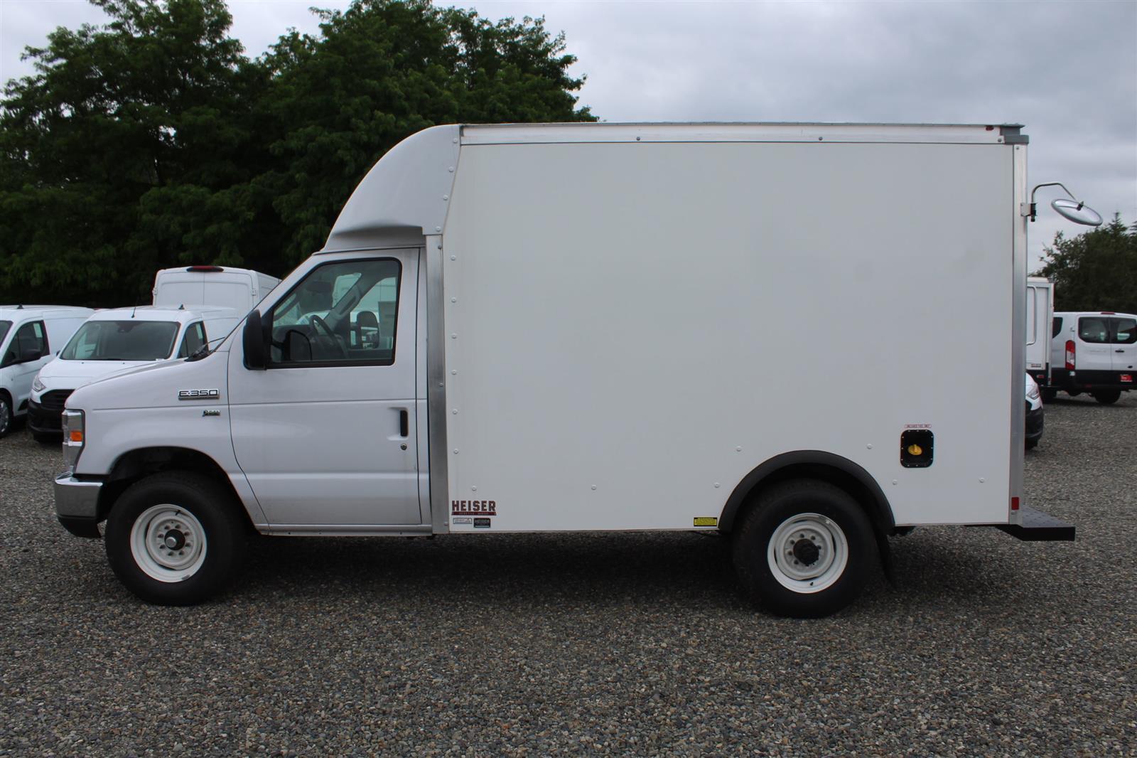 2019 Ford E-350 4x2, Supreme Spartan Cargo Cutaway Van #E9150 - photo 9