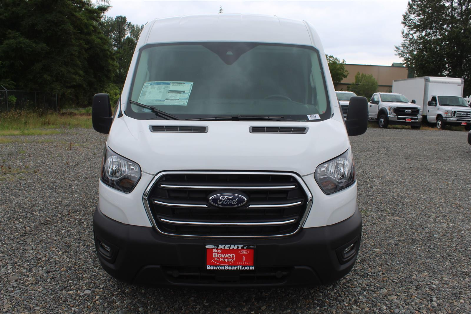 2020 Ford Transit 250 Med Roof AWD, Empty Cargo Van #E9154 - photo 3