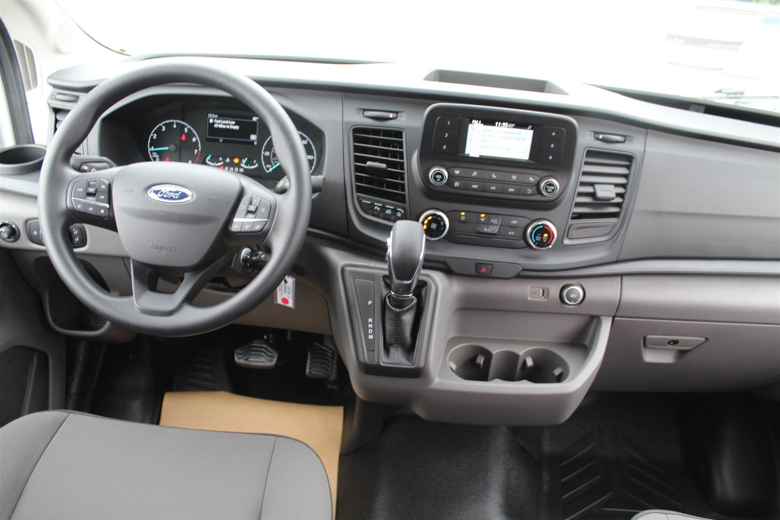 2020 Ford Transit 250 Med Roof AWD, Empty Cargo Van #E9154 - photo 7