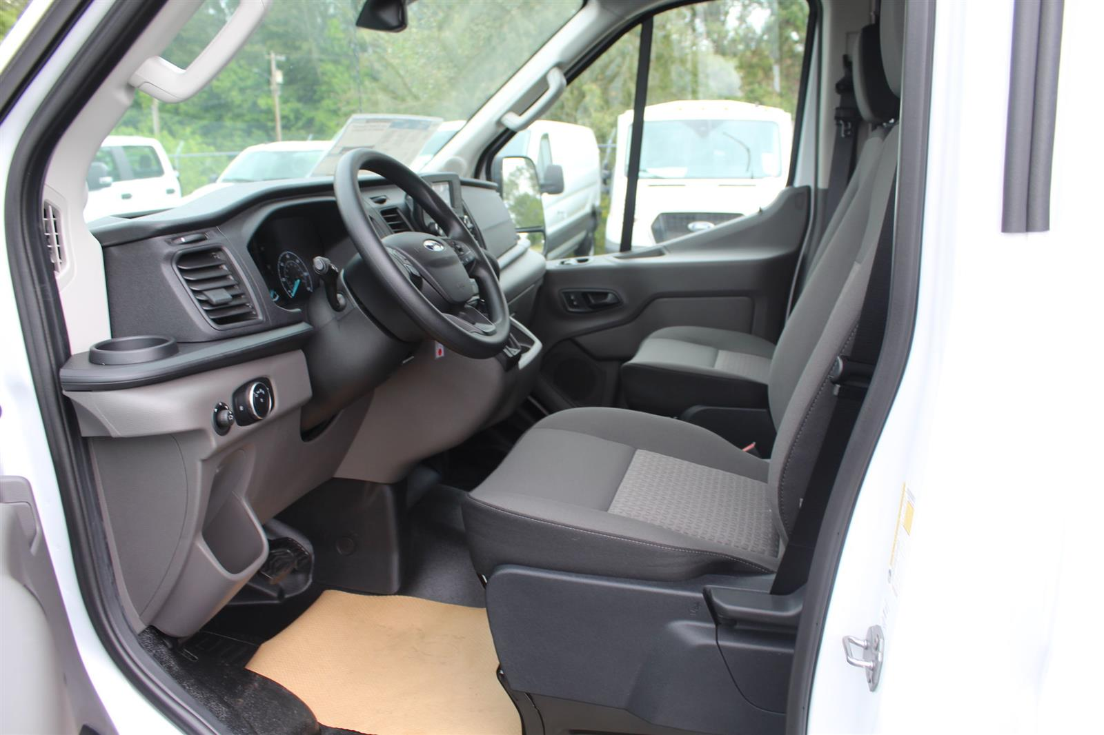 2020 Ford Transit 250 Med Roof AWD, Empty Cargo Van #E9154 - photo 14