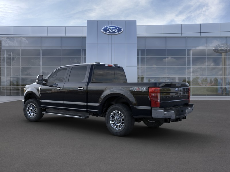 2020 Ford F-250 Crew Cab 4x4, Pickup #E9160 - photo 2
