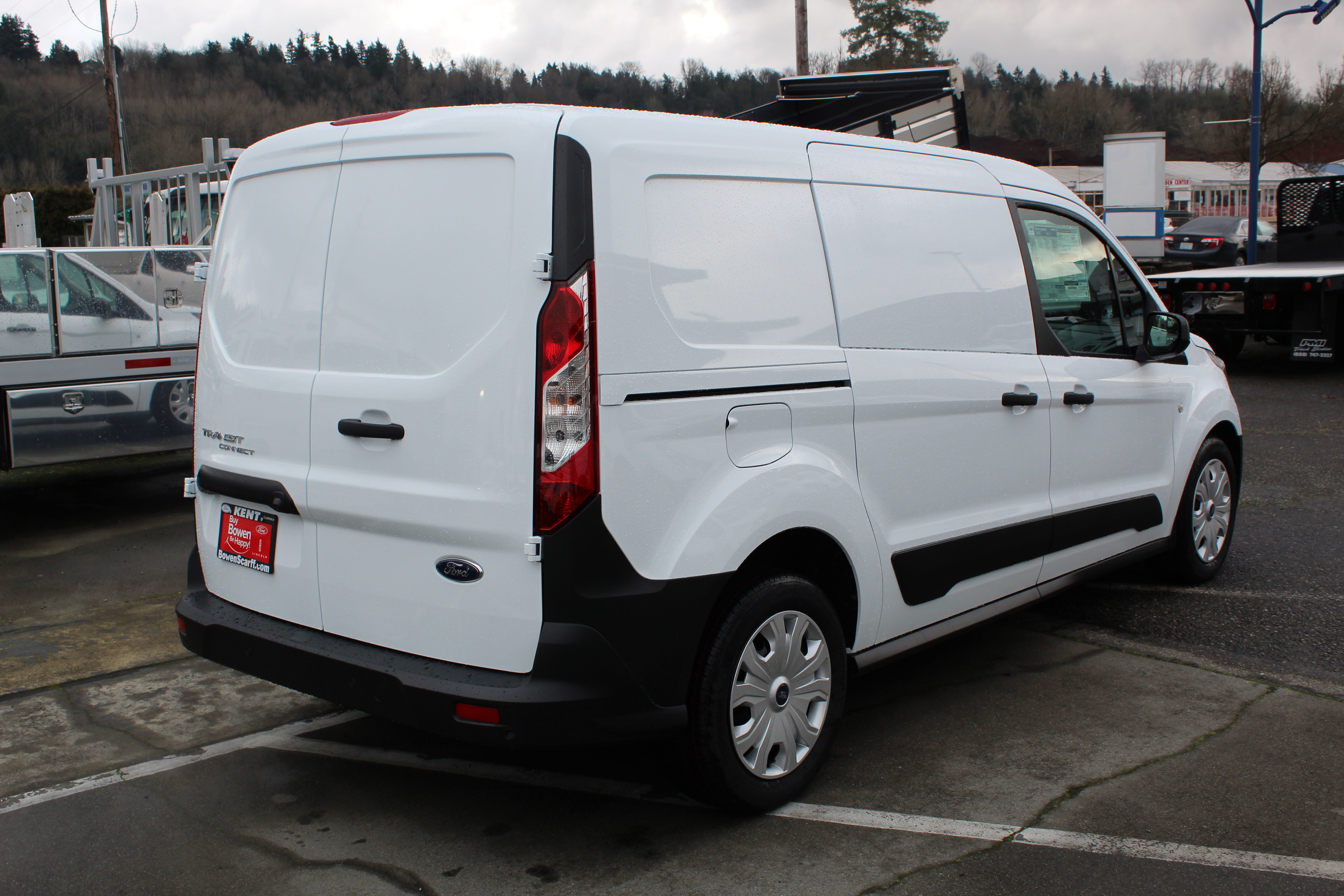 2020 Ford Transit Connect, Empty Cargo Van #E9161 - photo 7