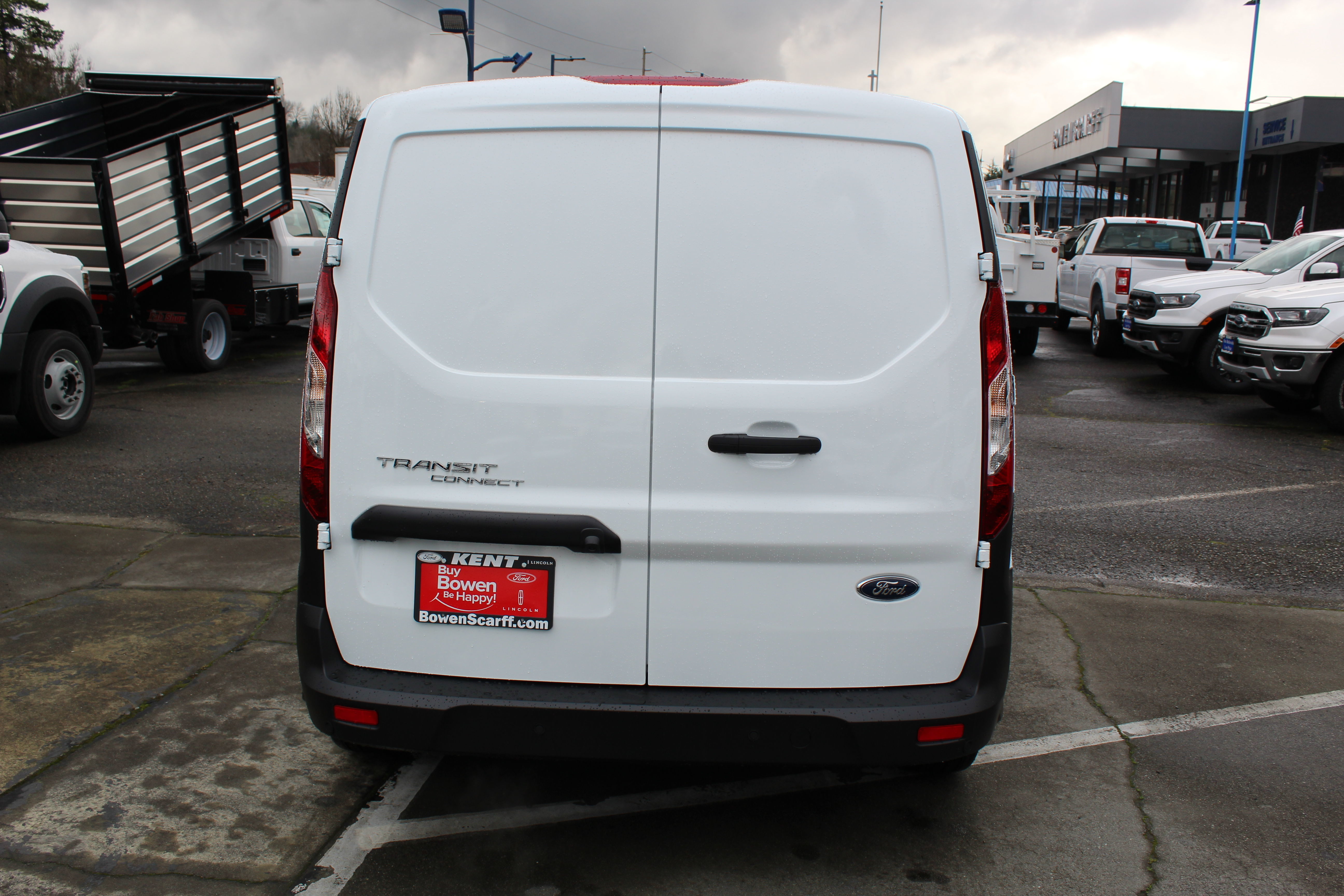 2020 Ford Transit Connect, Empty Cargo Van #E9161 - photo 8