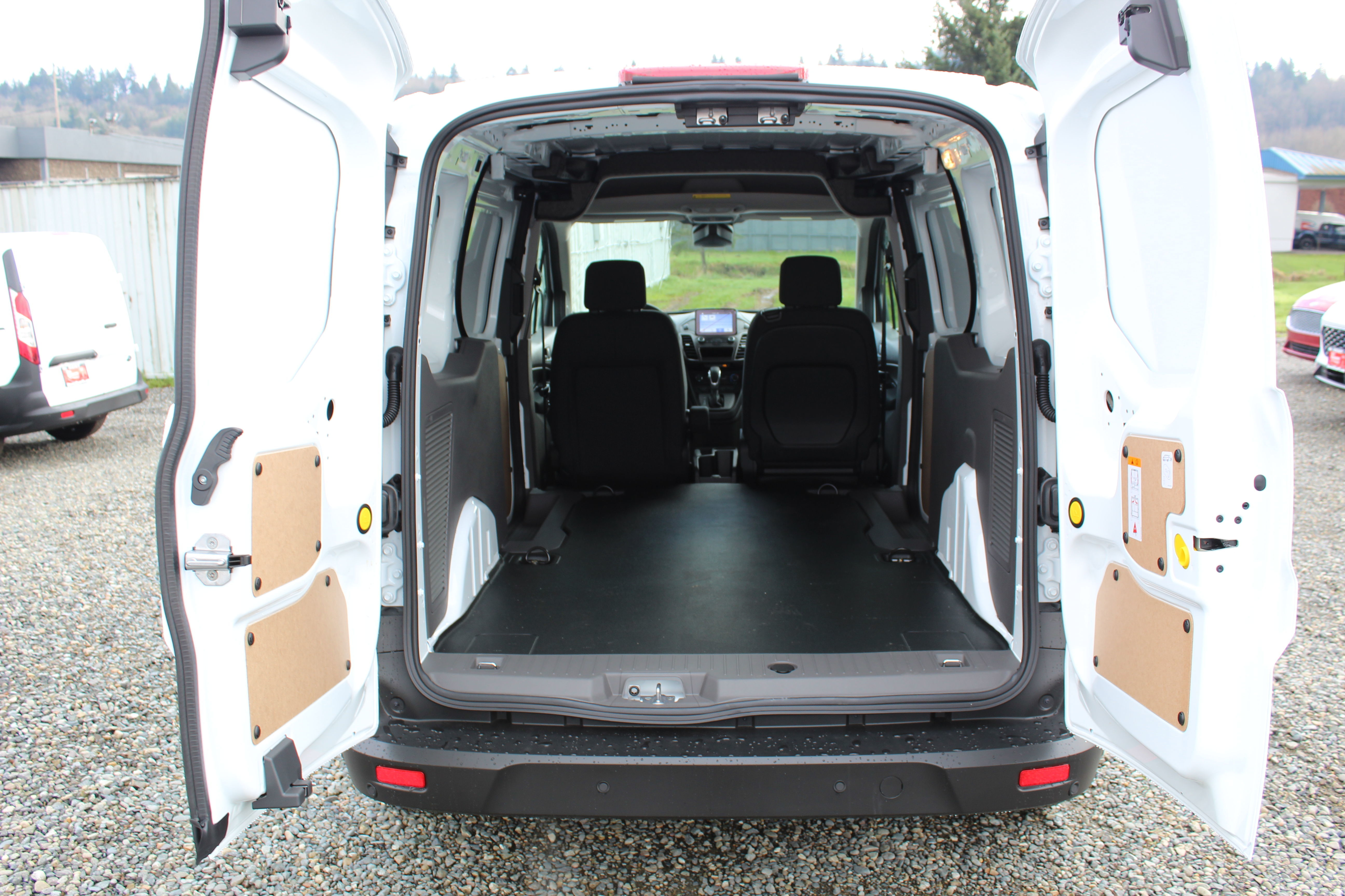 2020 Ford Transit Connect, Empty Cargo Van #E9174 - photo 2