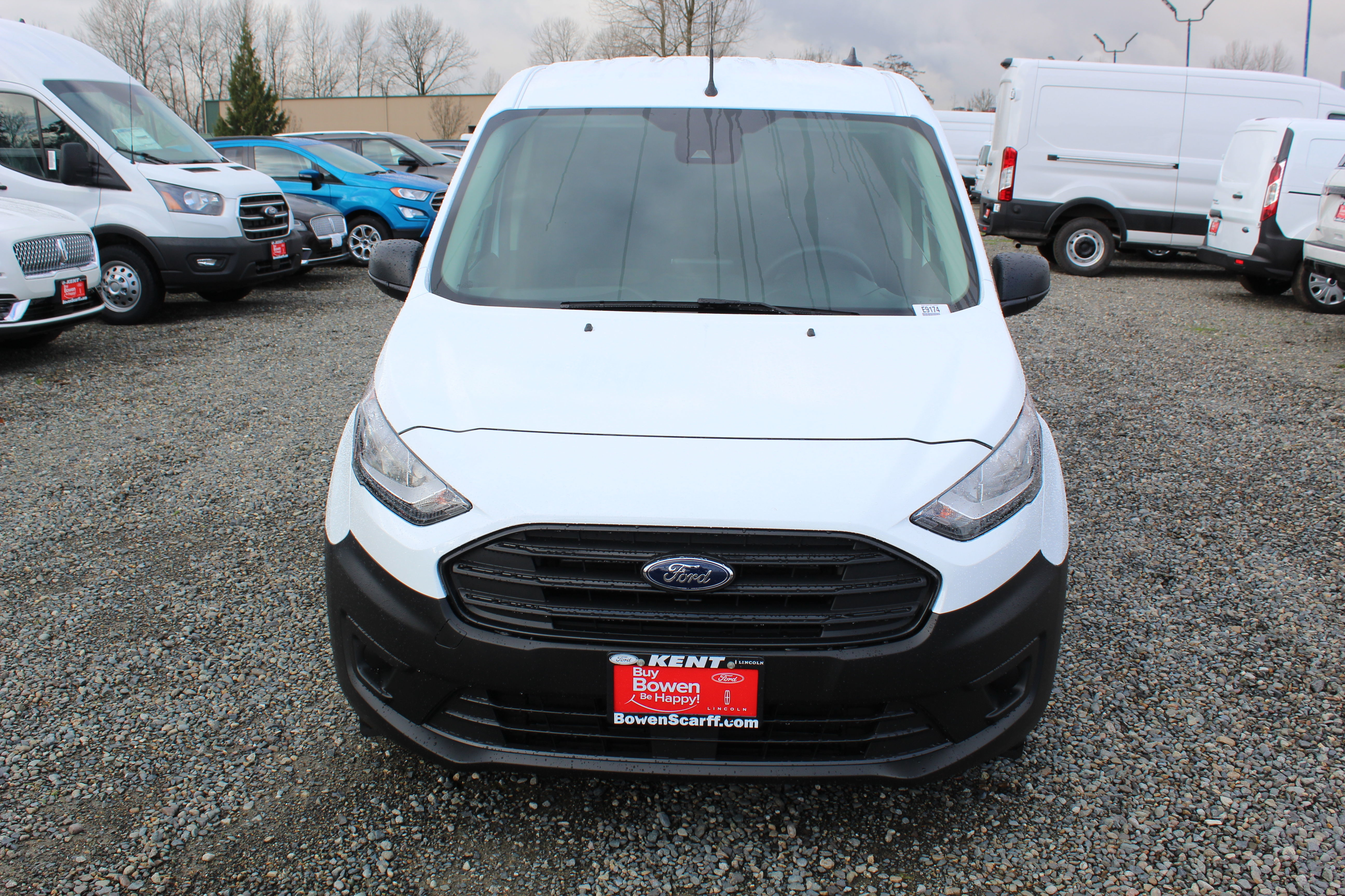 2020 Ford Transit Connect, Empty Cargo Van #E9174 - photo 3