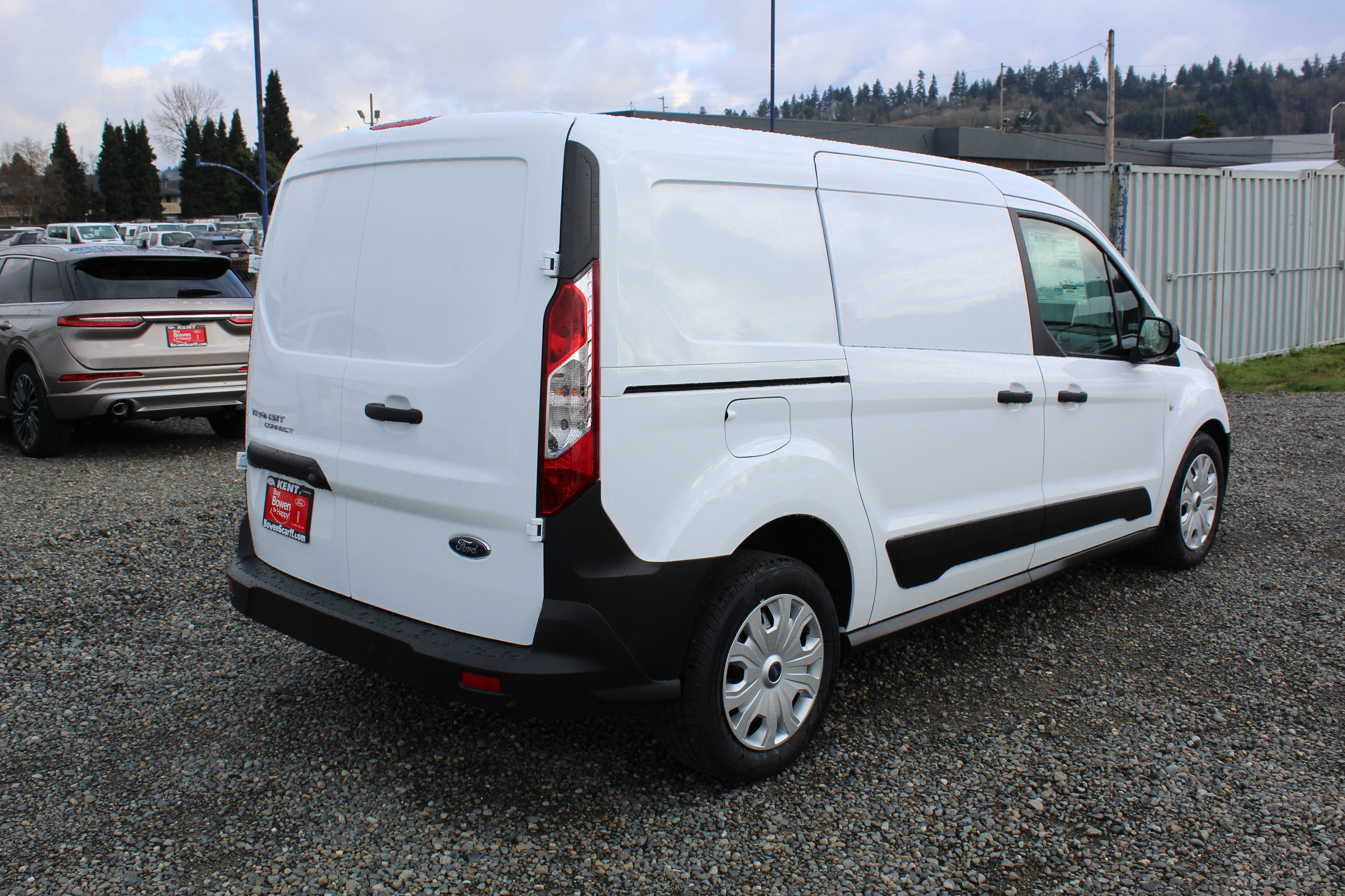 2020 Ford Transit Connect, Empty Cargo Van #E9174 - photo 6